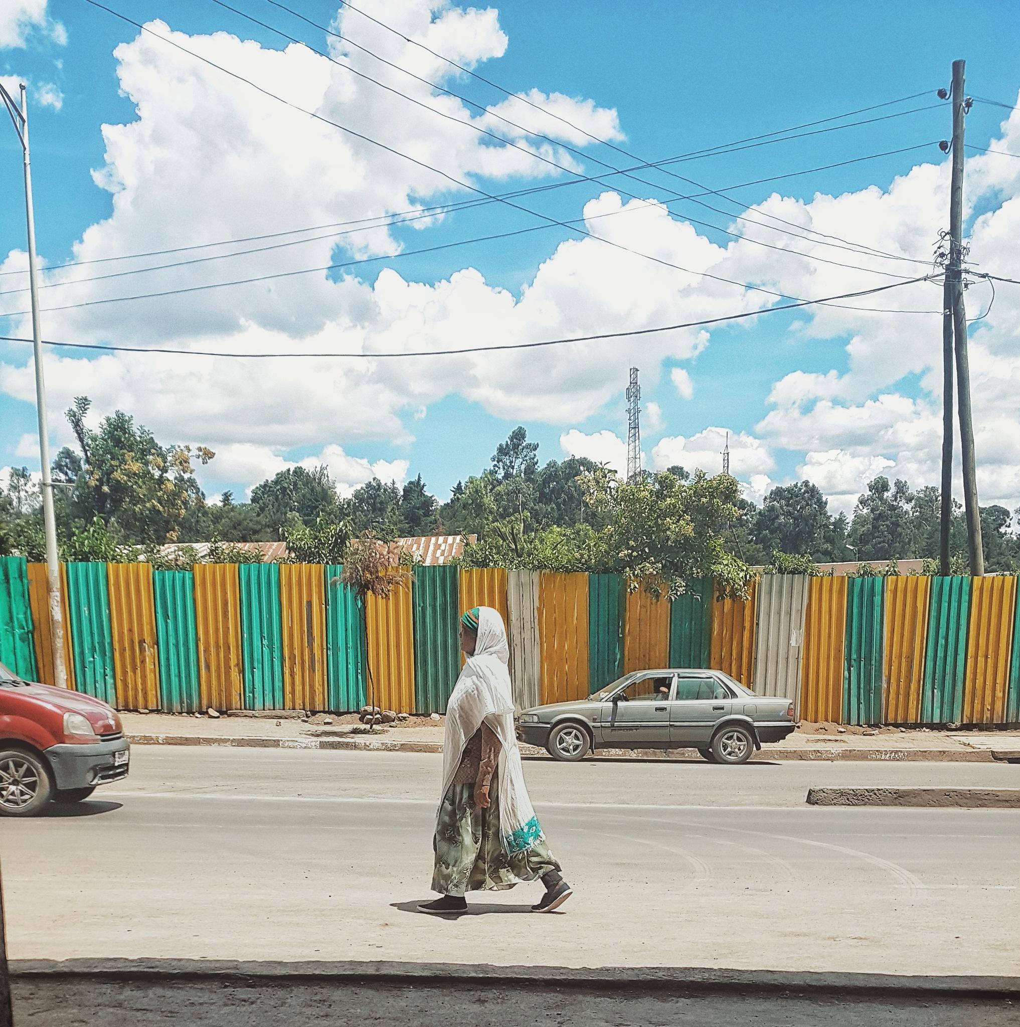 Untitled by Abreham Hailu