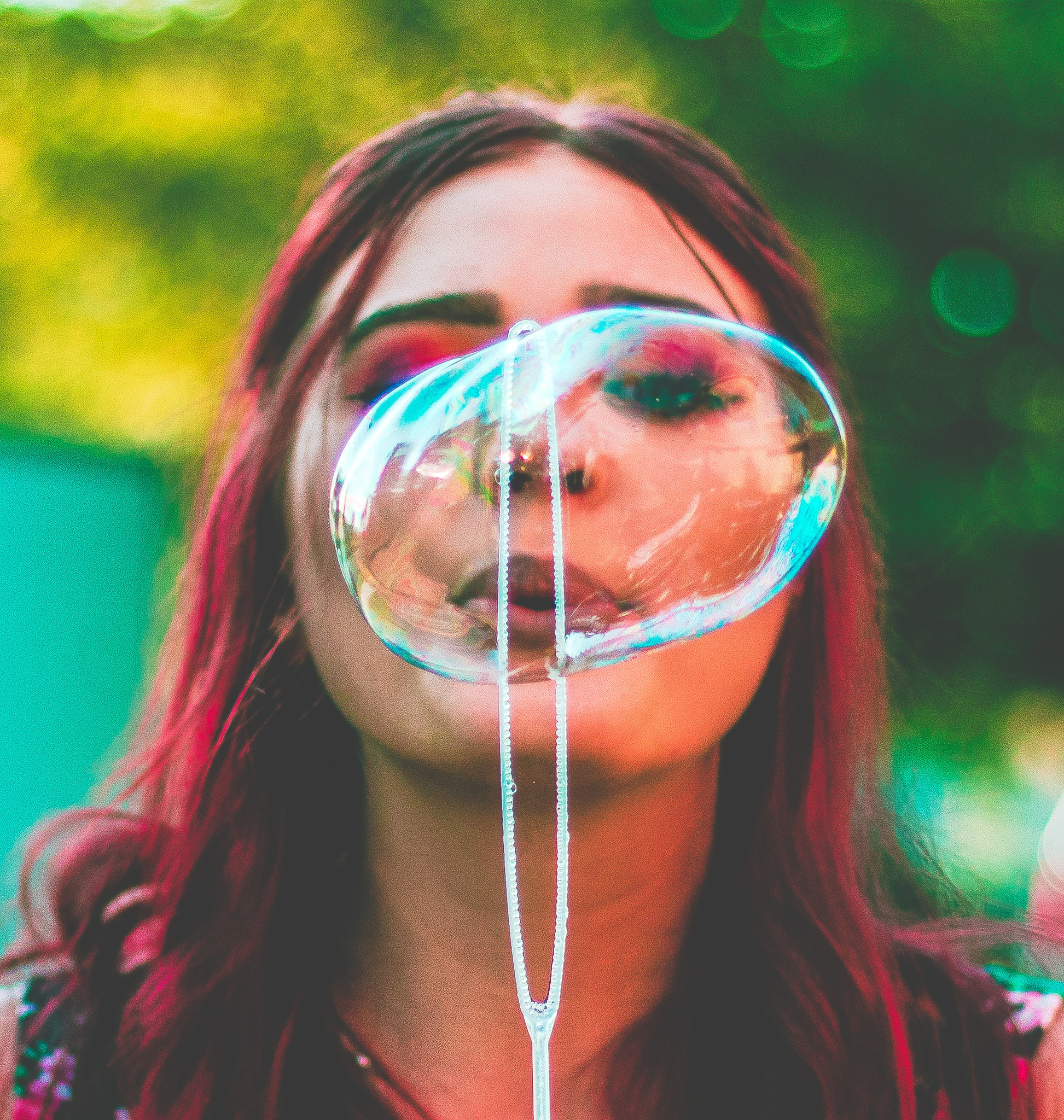 Bubbles by Derik Parkinson