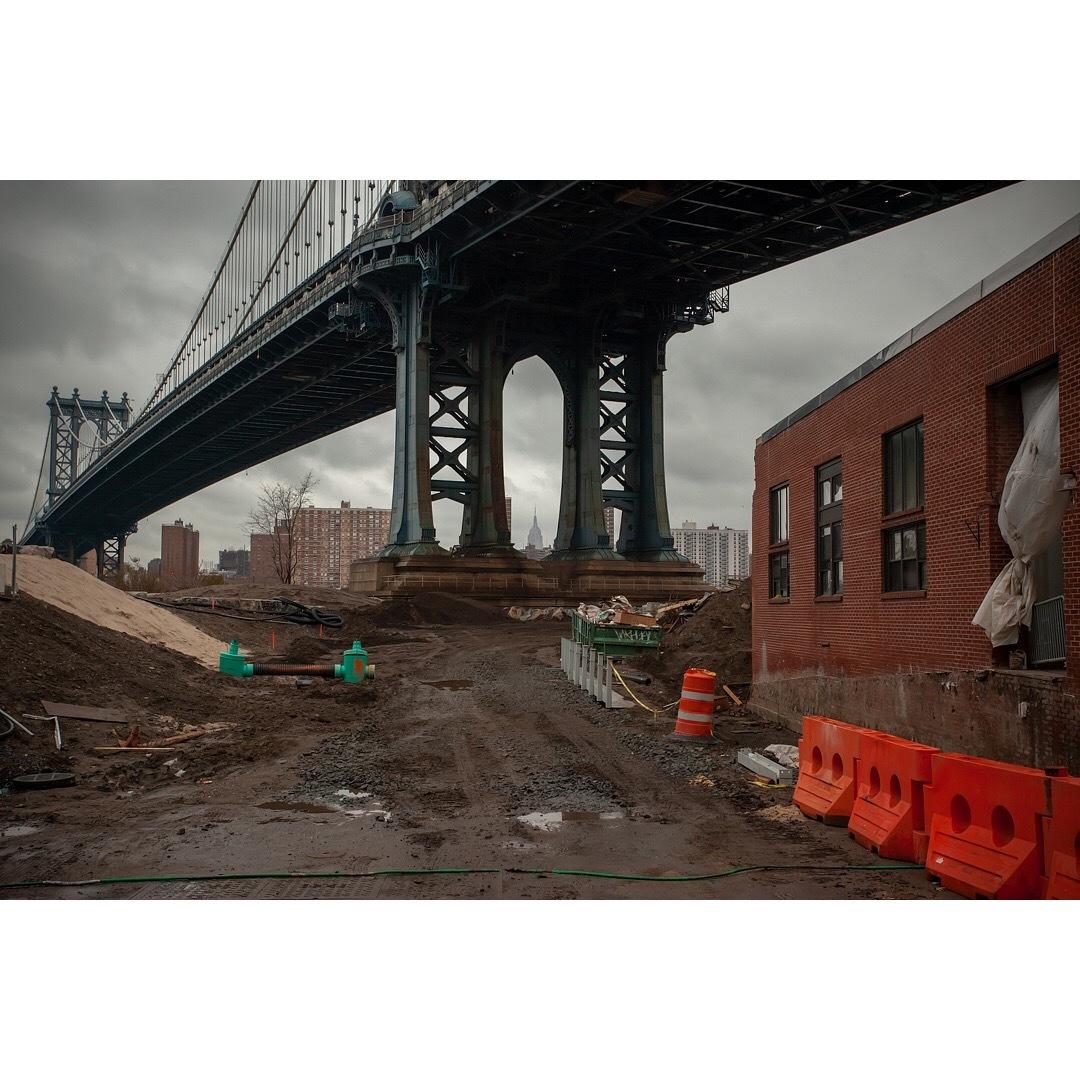 Construction  by Guy Longstreet