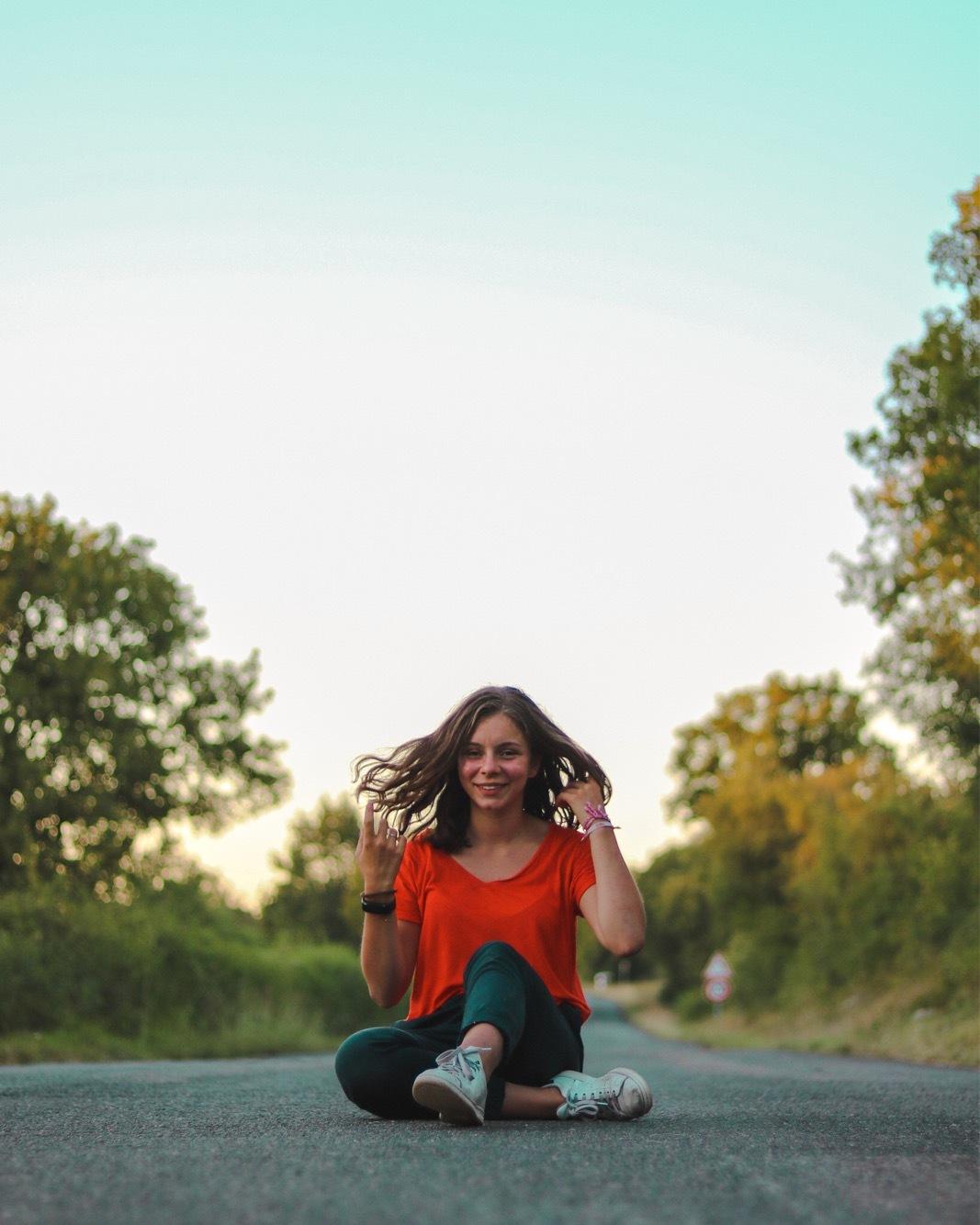 It's a long road by Emma Dudart