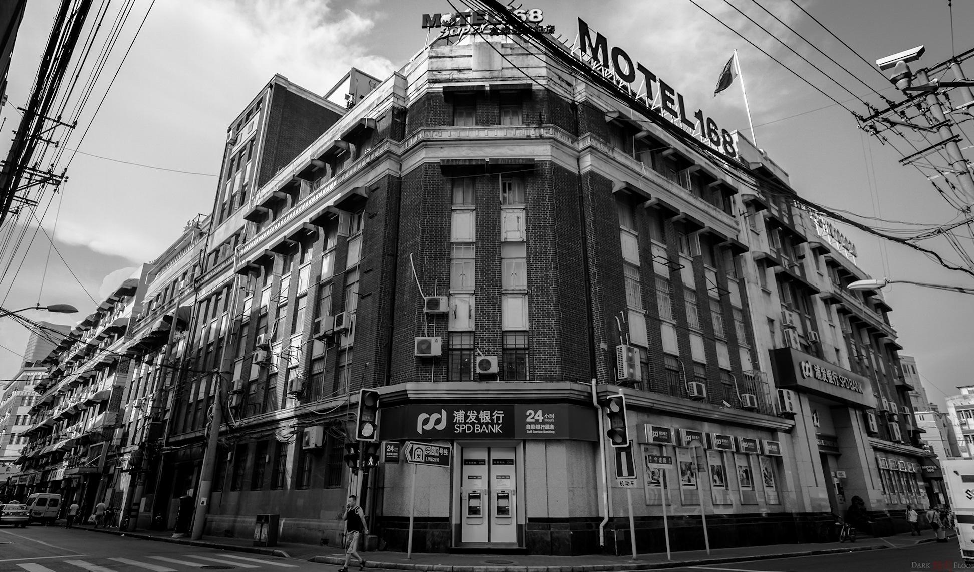 Motel 168 by d4rkfloors