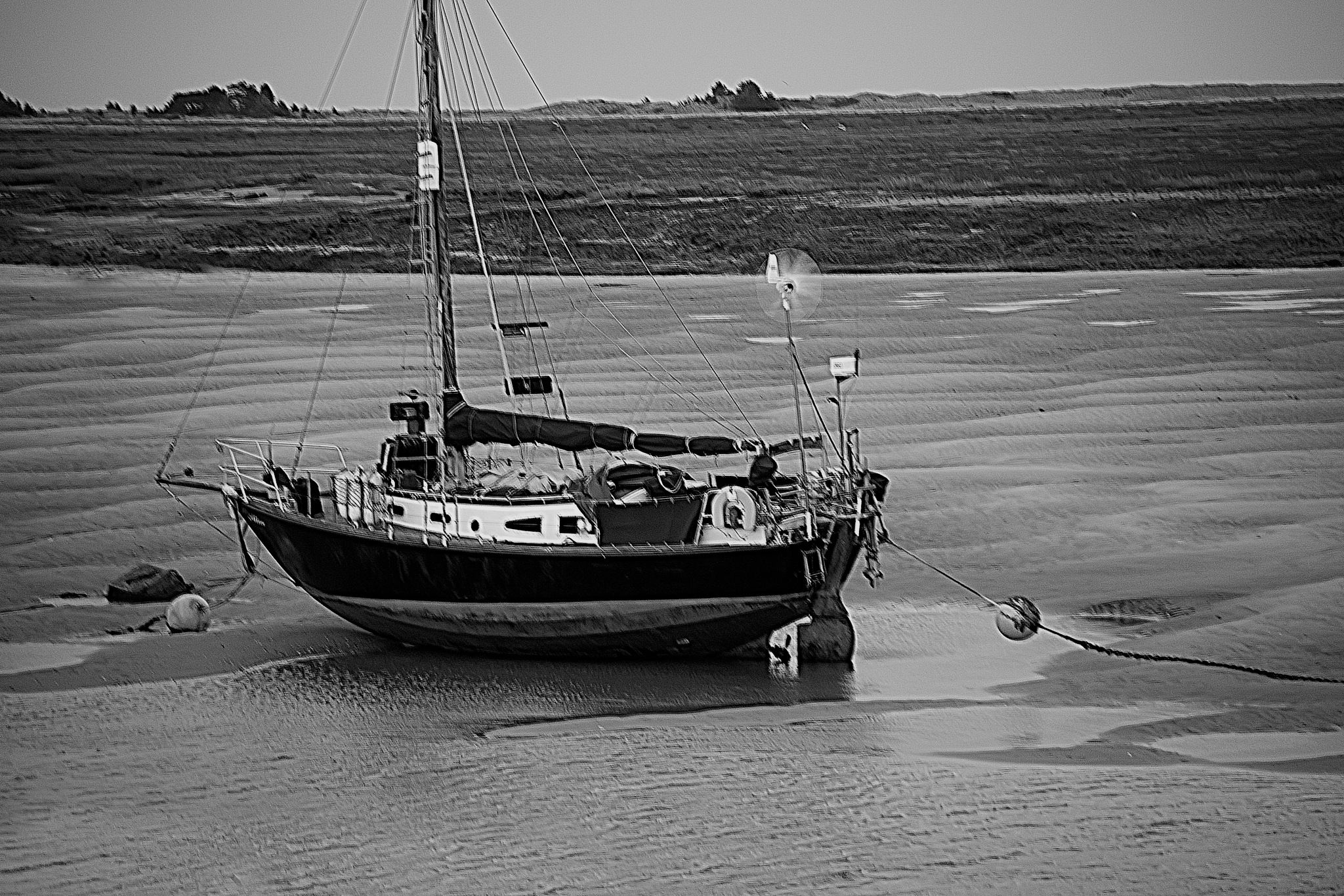 Waiting for the Tide by Gordon