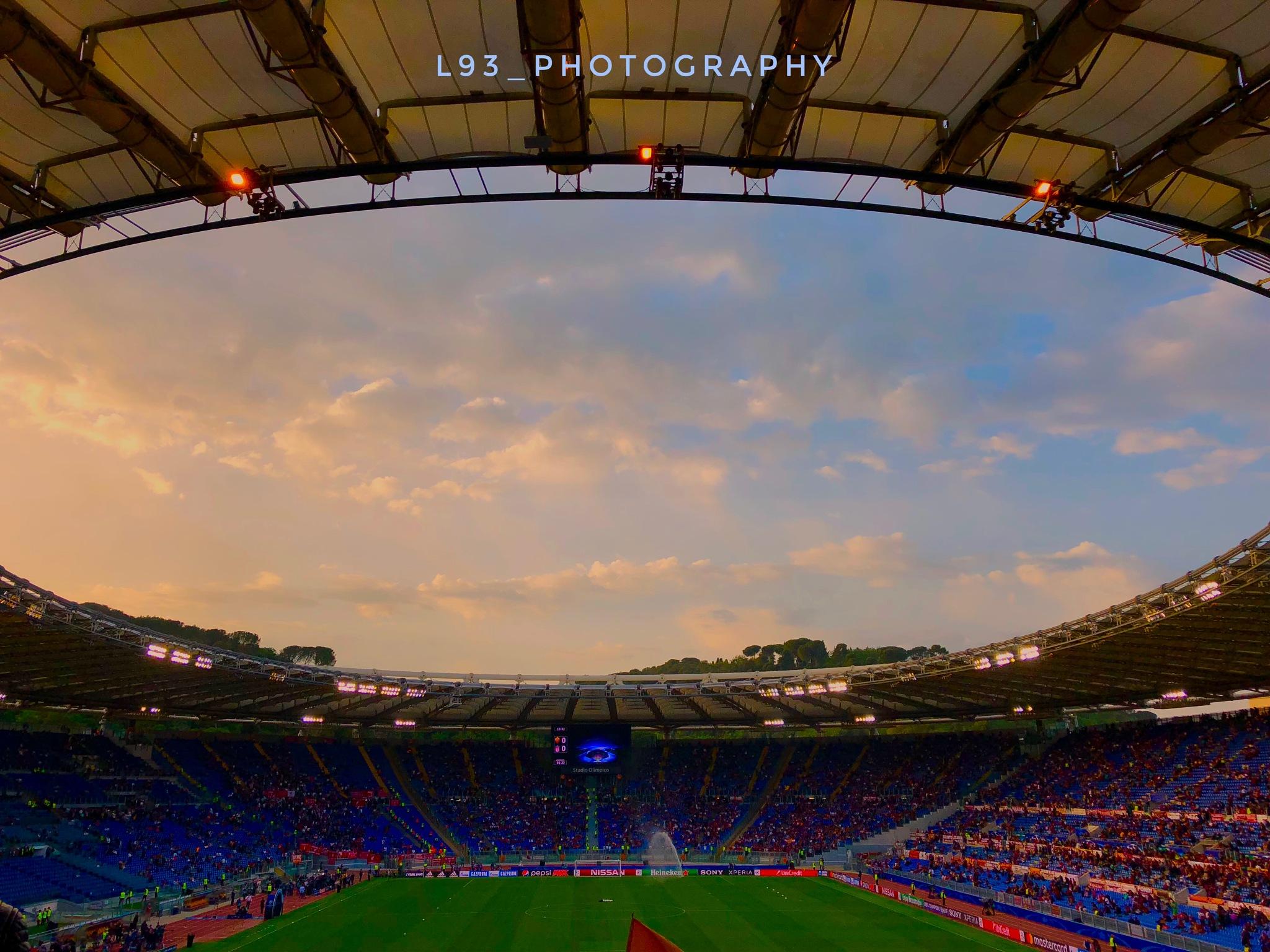 Stadio Olimpico Curva Sud by l93_photography