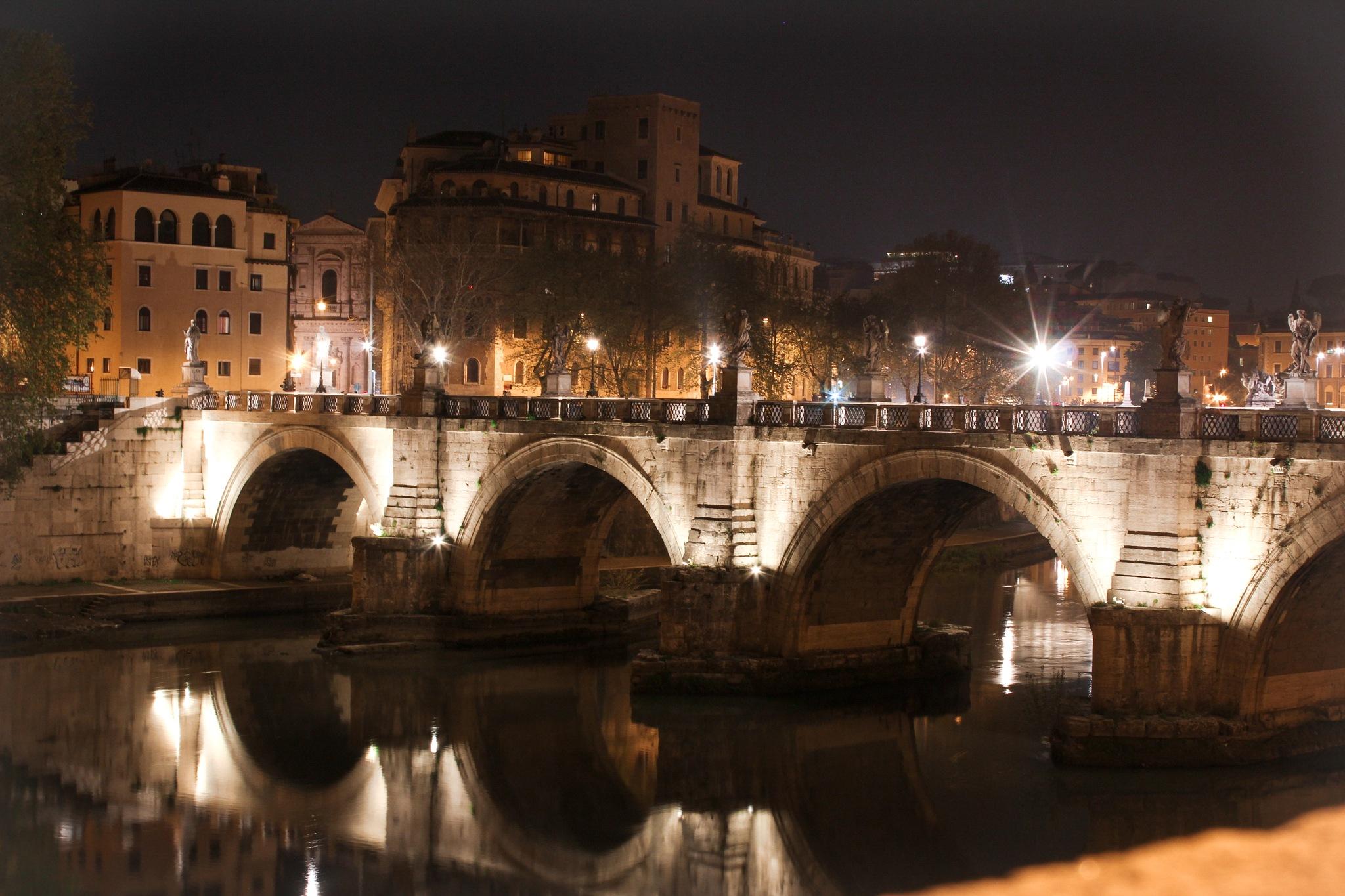 bridge by Manuel Castronuovo