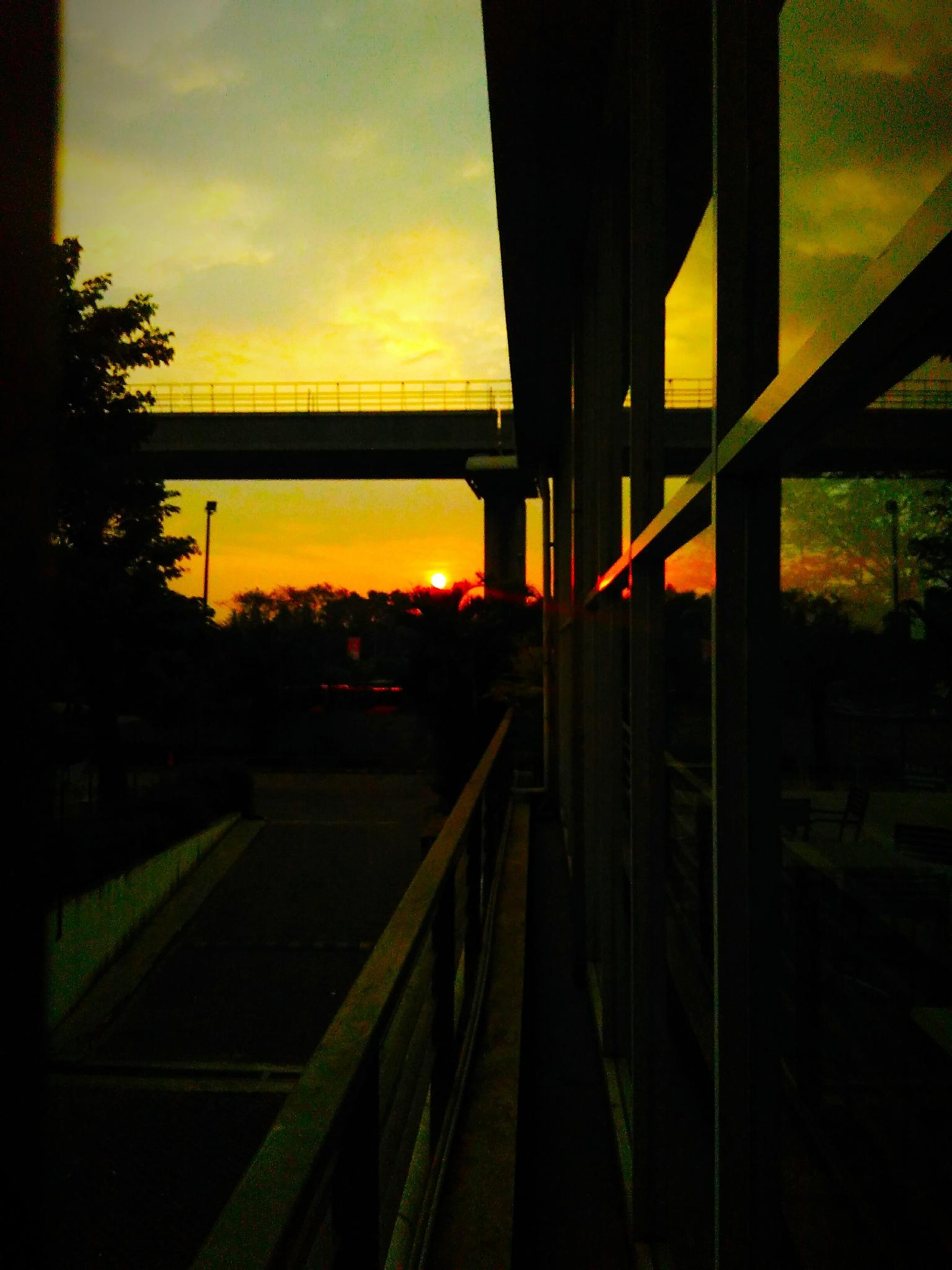 The Gleam Sun by Dendis Yudistira