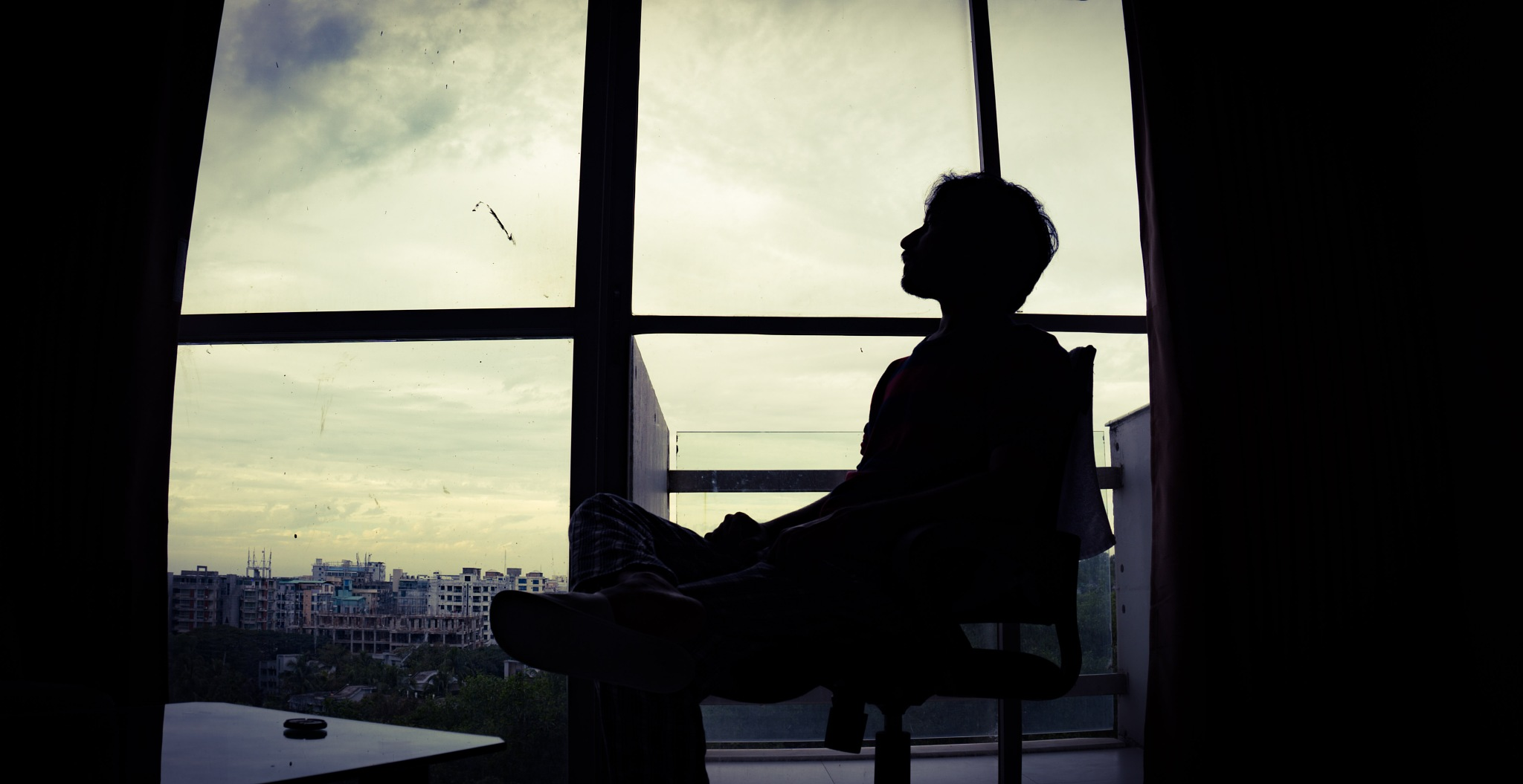 Waiting - 2  by Ahsan Sarawar