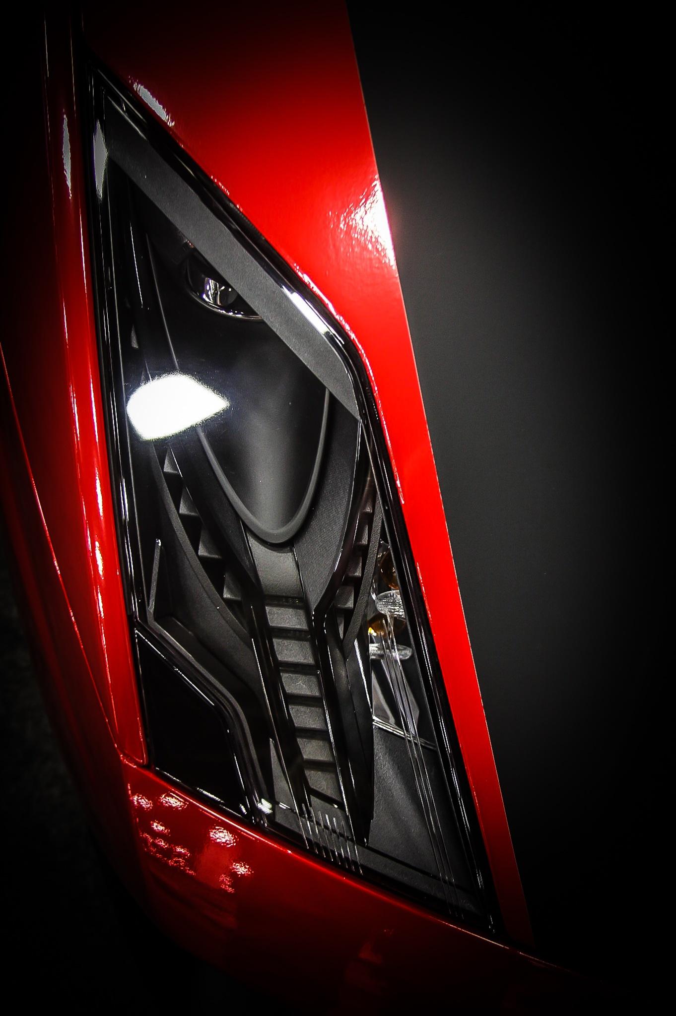 2018 Lamborghini Gallardo Headlight by ZS Photography