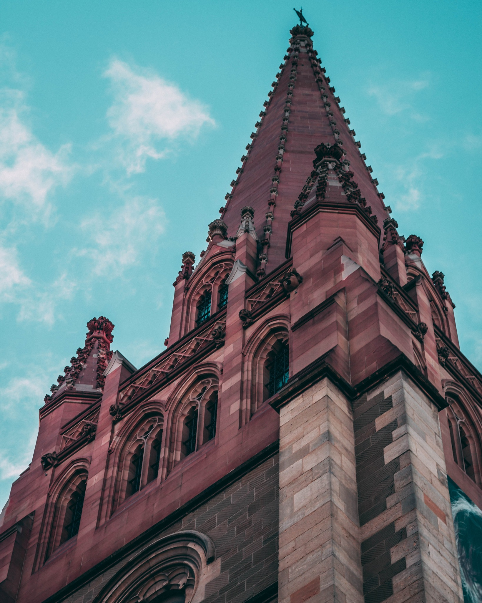 St Paul's by Melissa Rudings