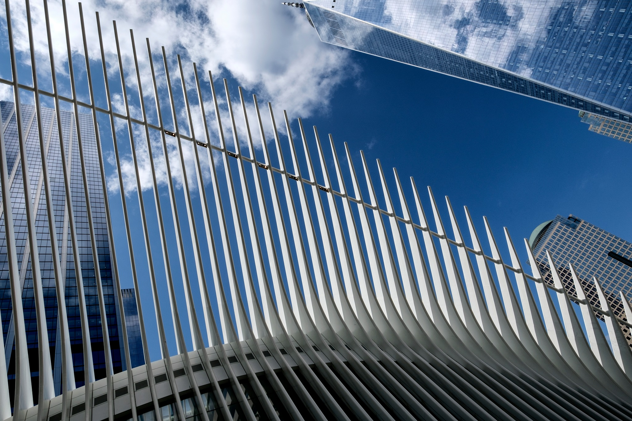 NYC Abstract by Nick Mirkovich