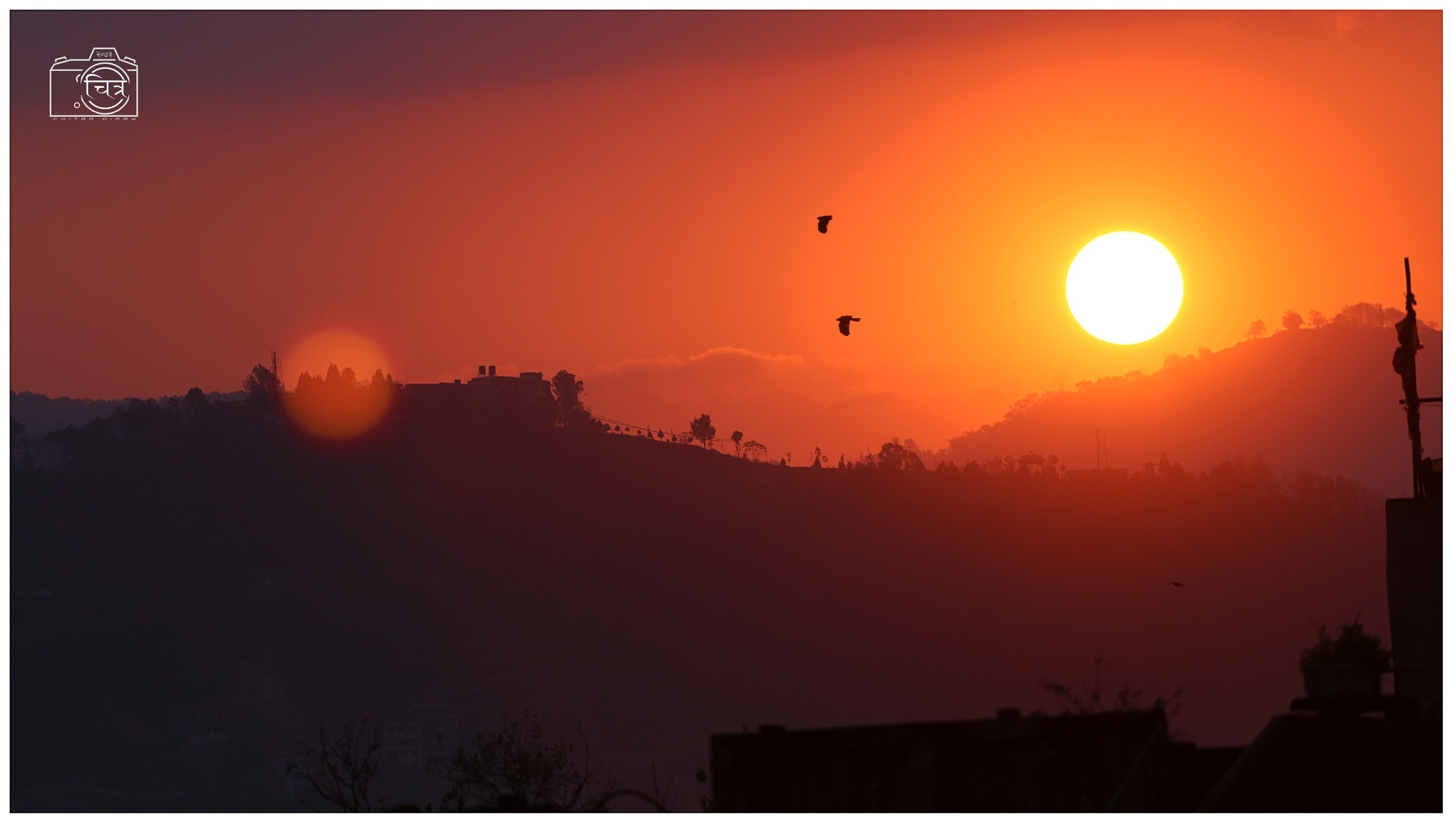 Good Morning by Meghawee Shakya