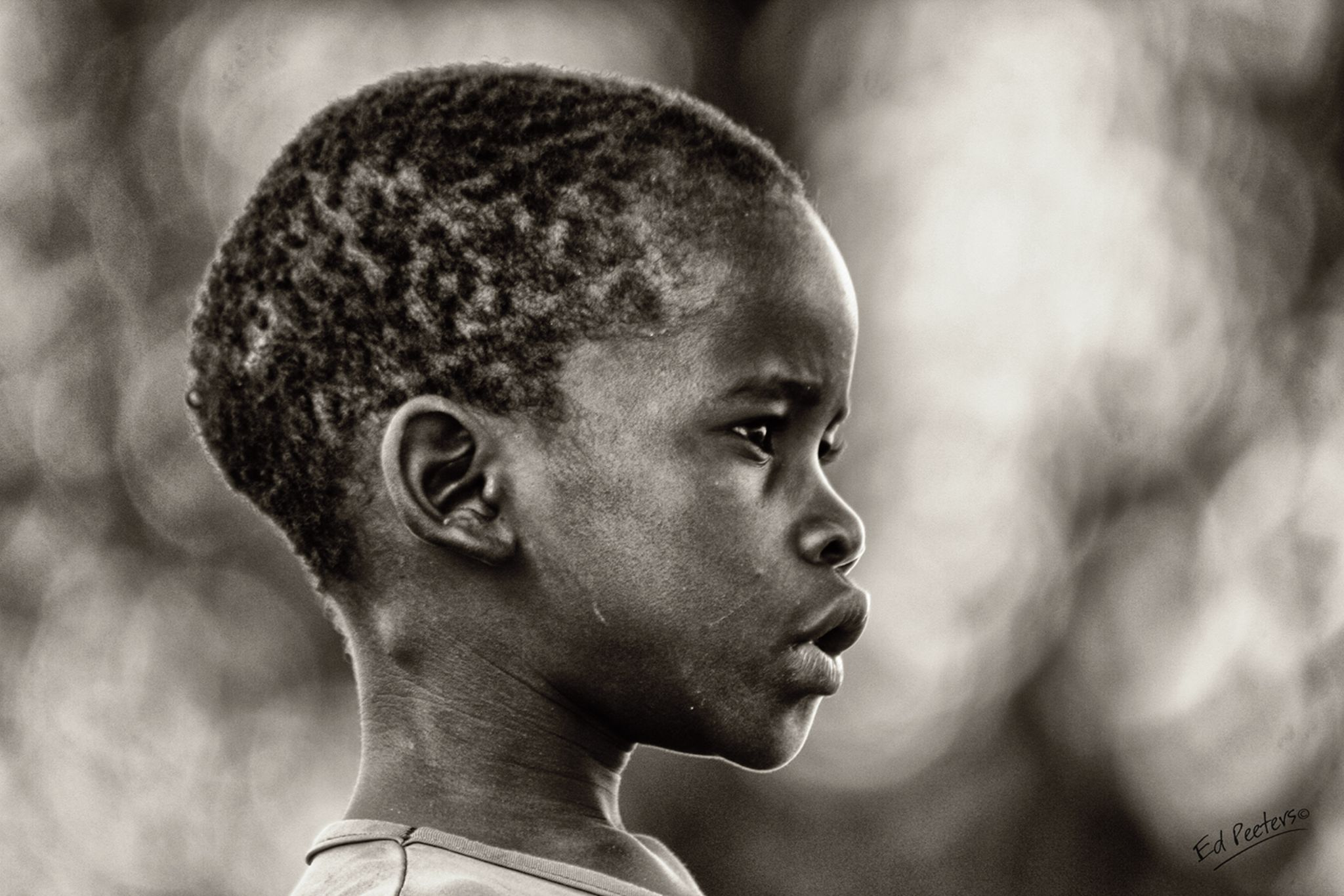 Child by Ed Peeters Photography