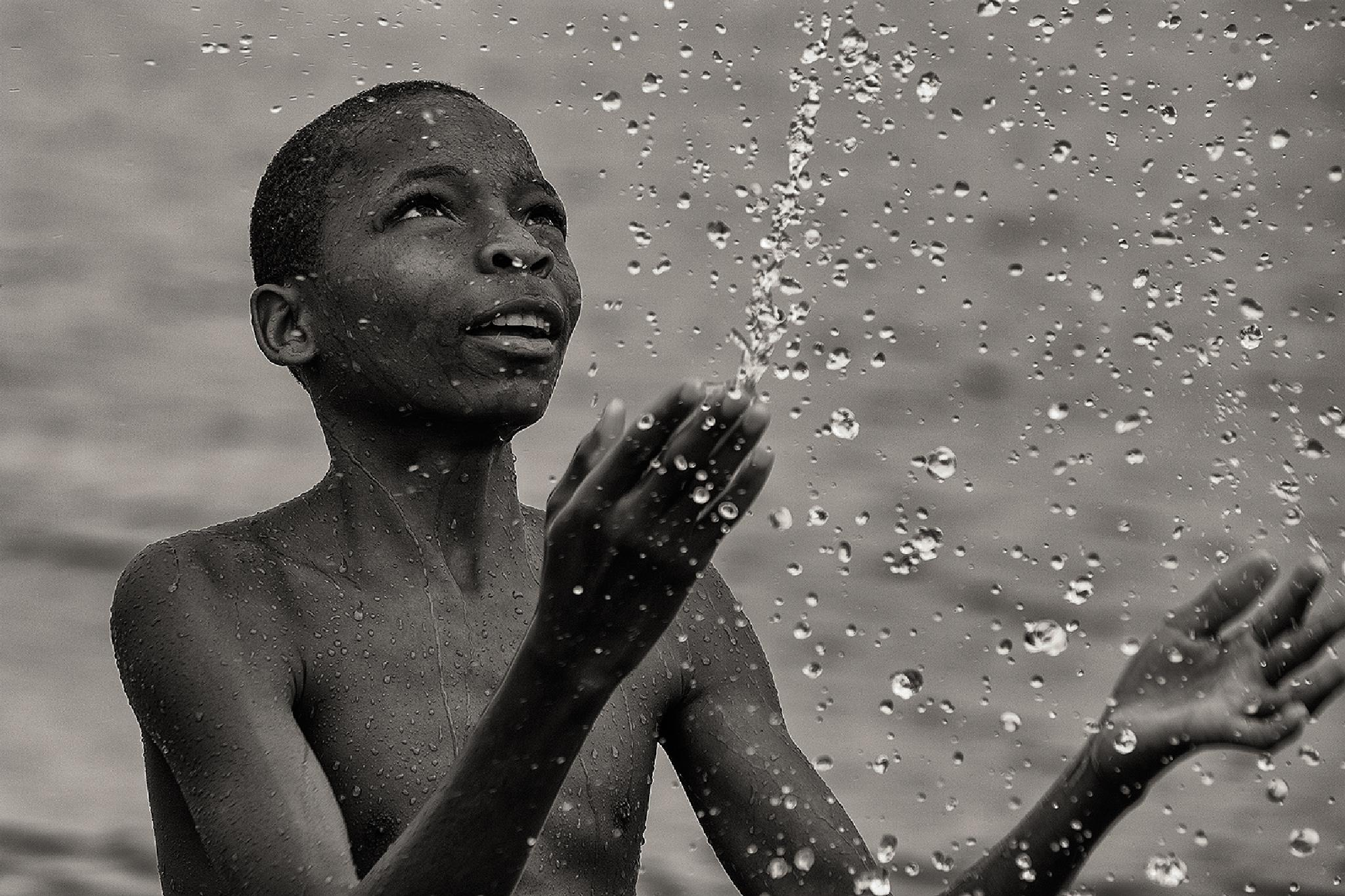 Photo in People #lake malawi #africa #chitimba #ed peeters photography