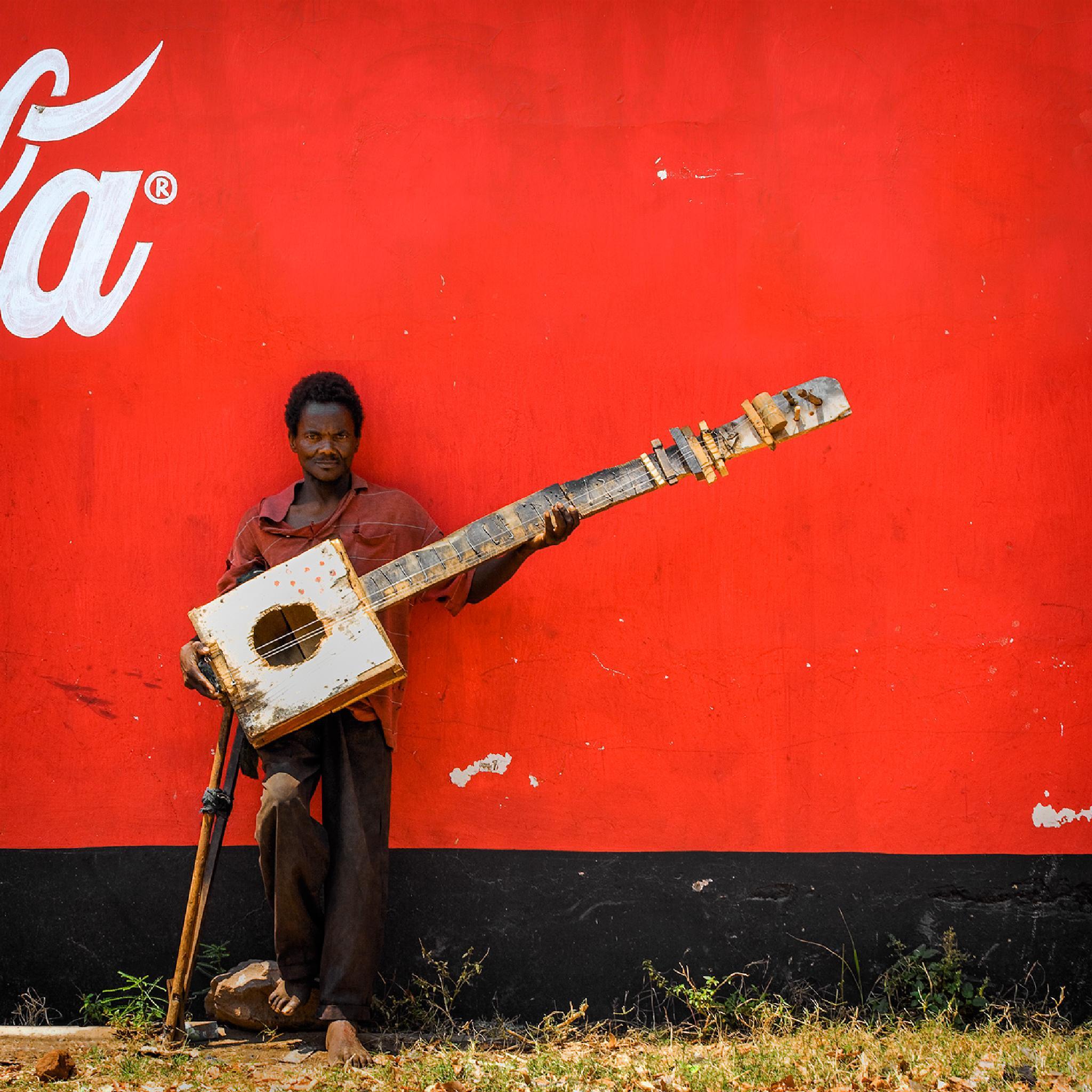 Guitarman by Ed Peeters Photography