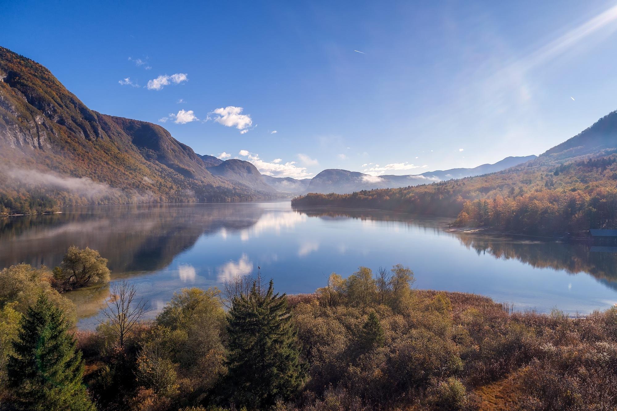 Lake Bohinj by Dragan Gavranovic