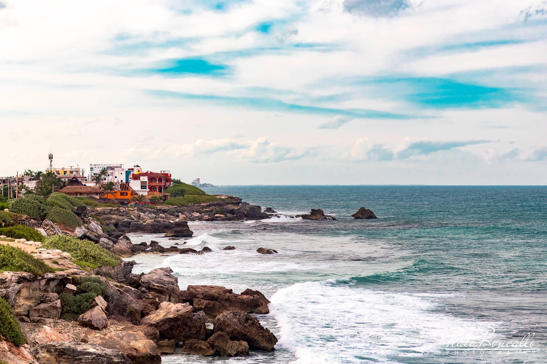 Isla Mujeres by PlataRoncallo