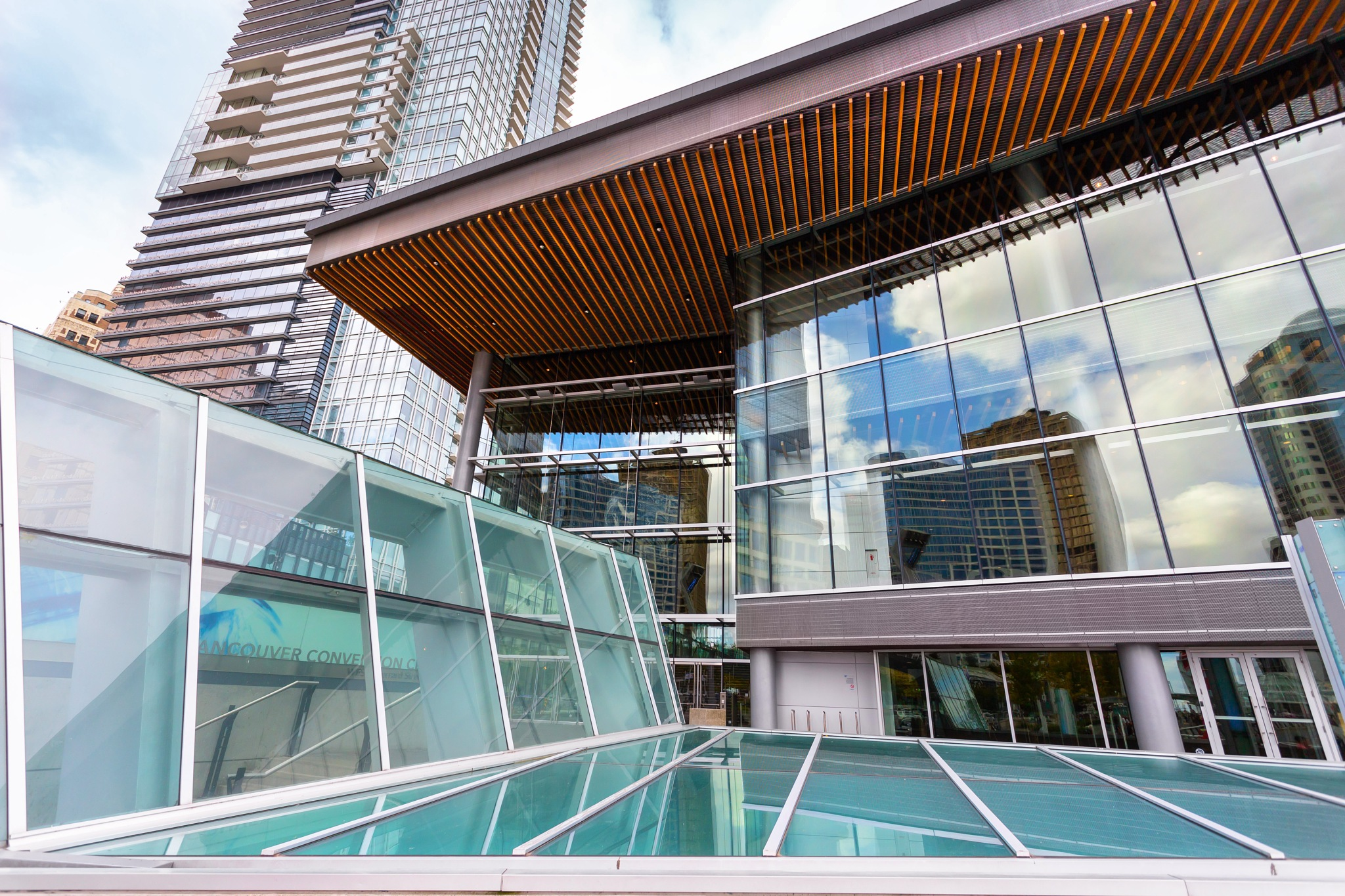 Vancouver Convention Center by Duy Nguyen