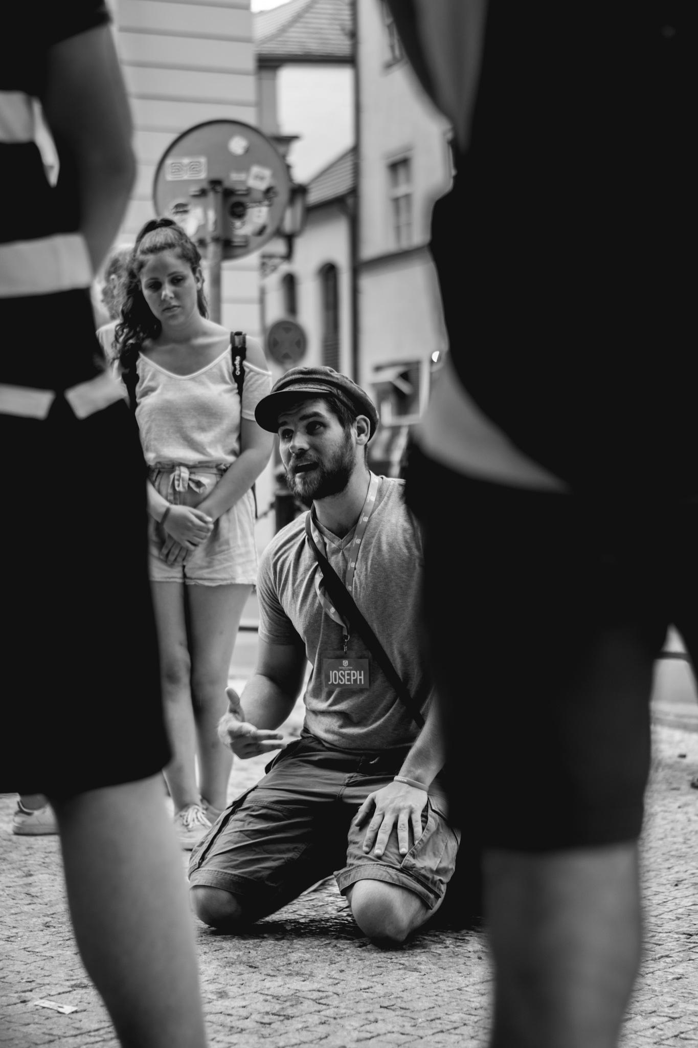 Trip advisor.  by Paweł Puszkarski