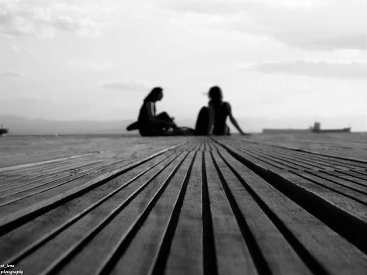 Friendship  by Helena Dano