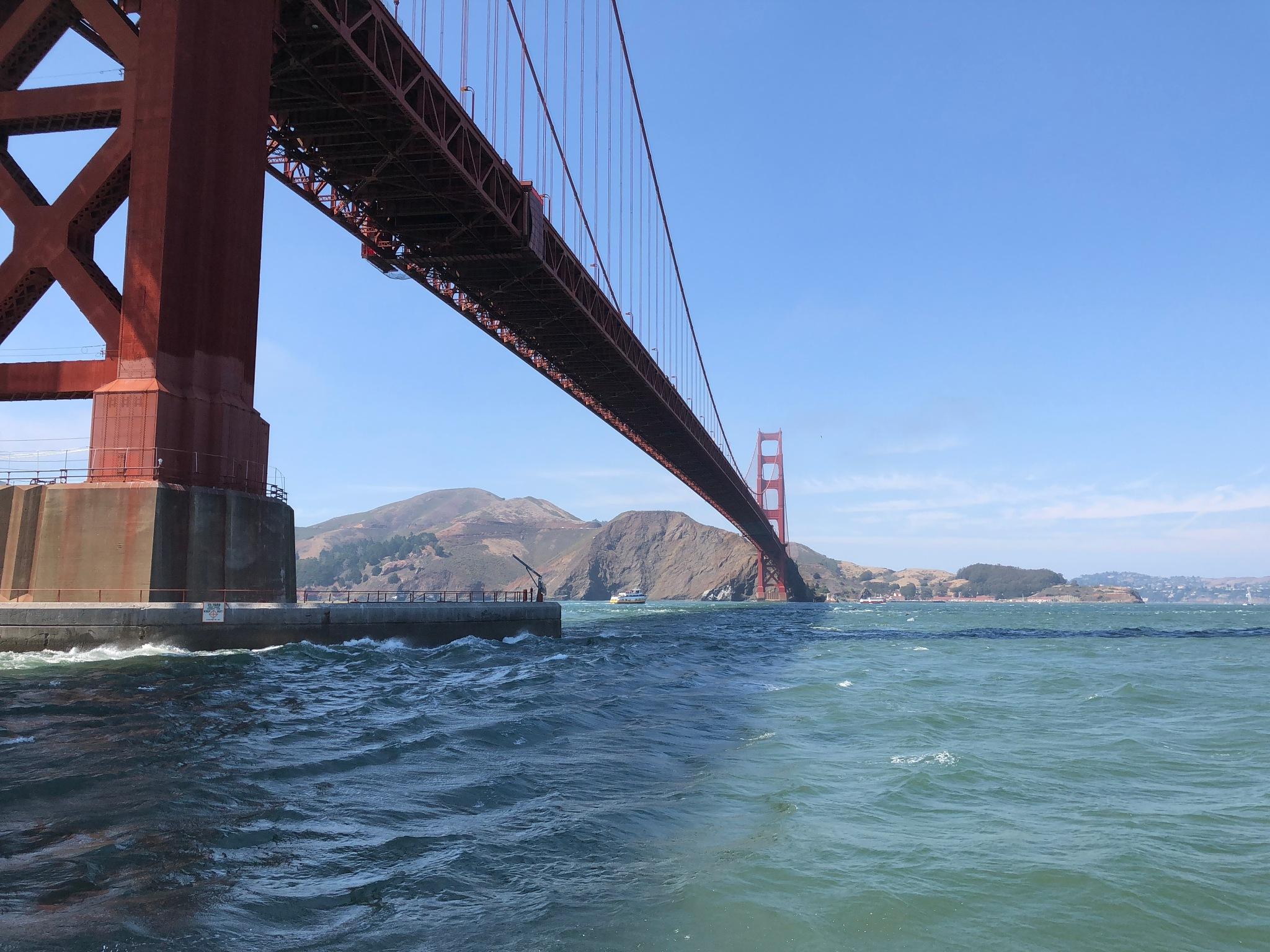 Golden Gate Bridge  by jo.pix.el