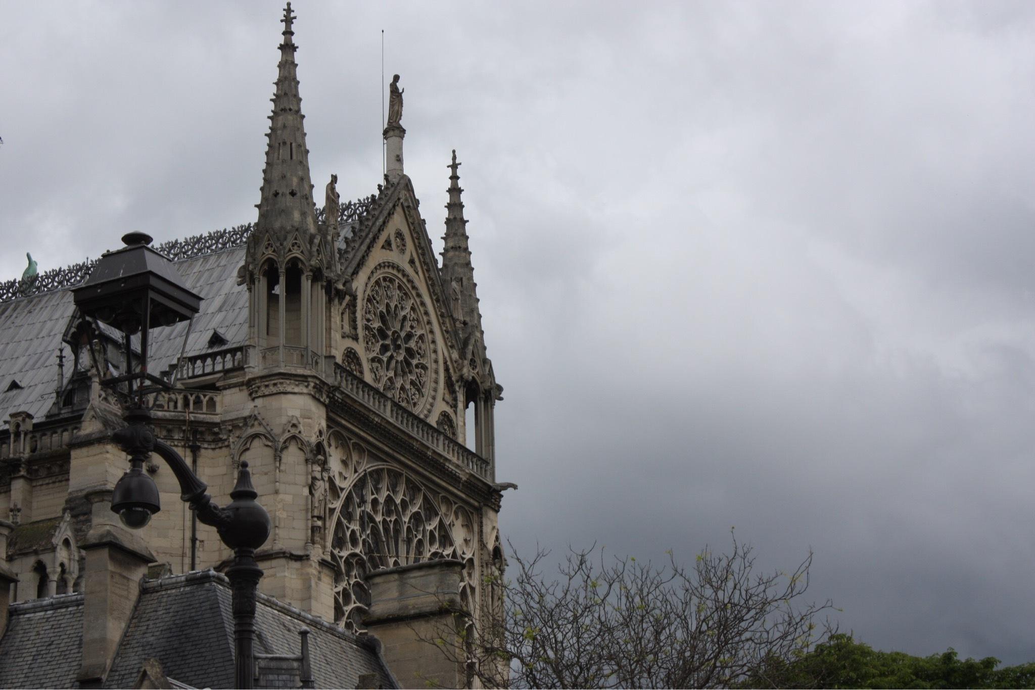 Notre-Dame Paris by tiago2719h