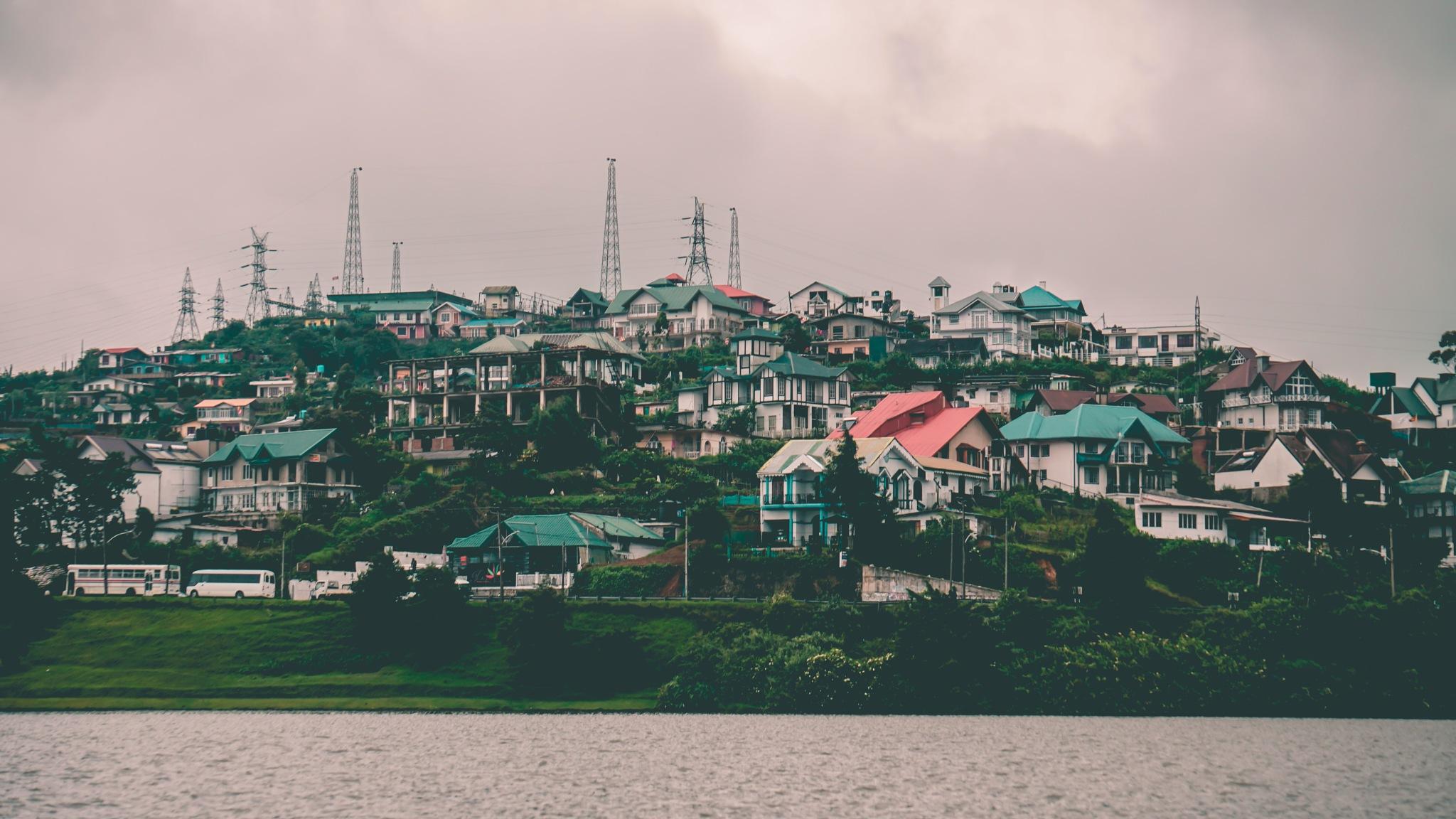 Beautiful town by Jebi Jonathan