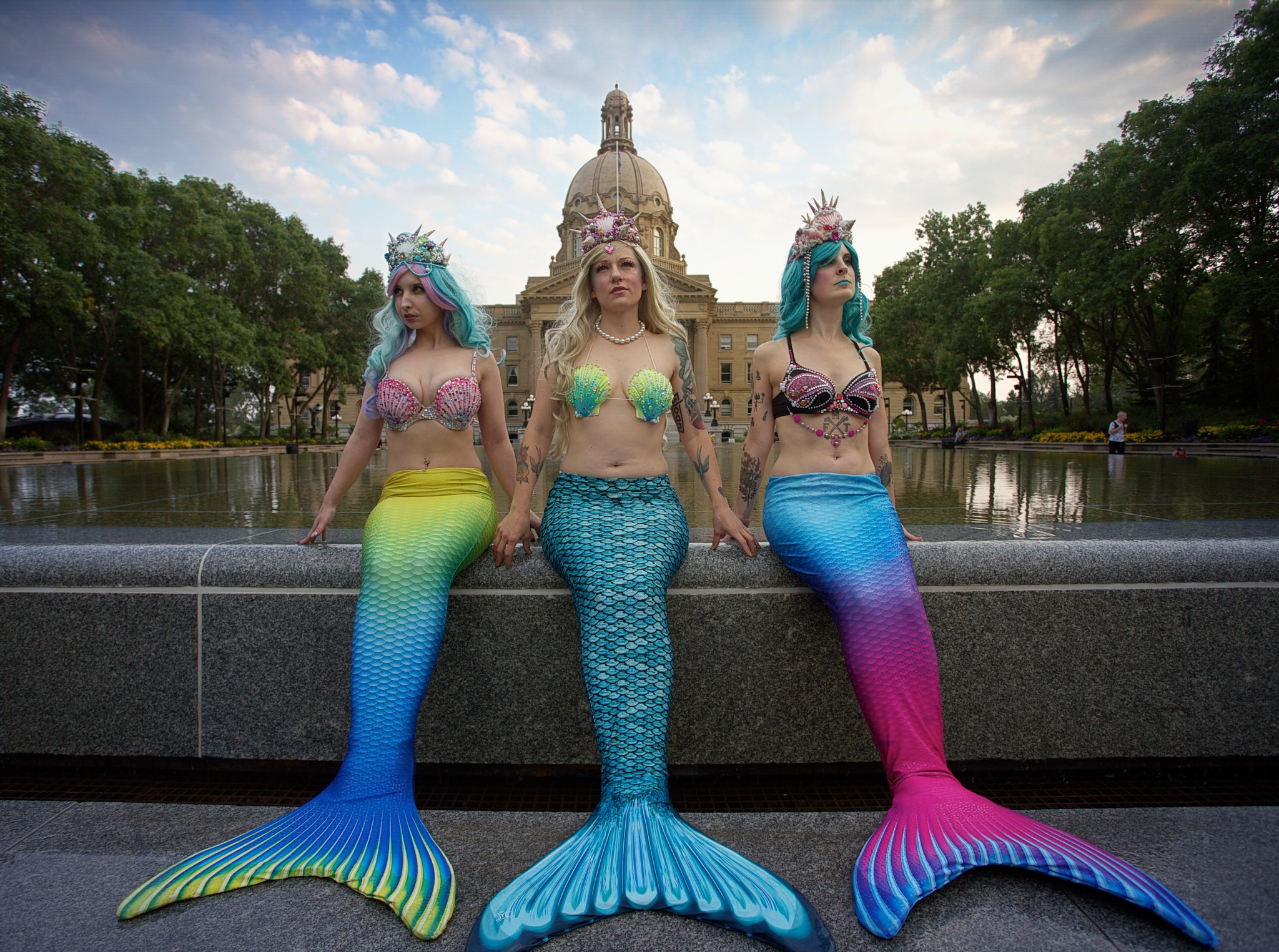 Mermaids are real by jeffdwoodward