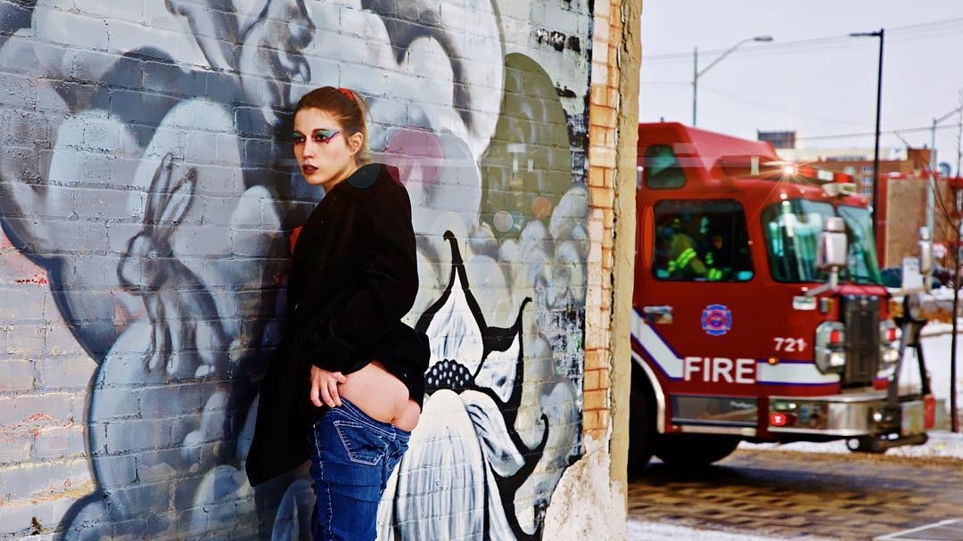 Smoking Hot Bum by jeffdwoodward