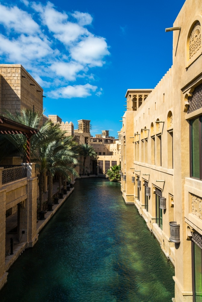 Souk Madinat by Craig Main
