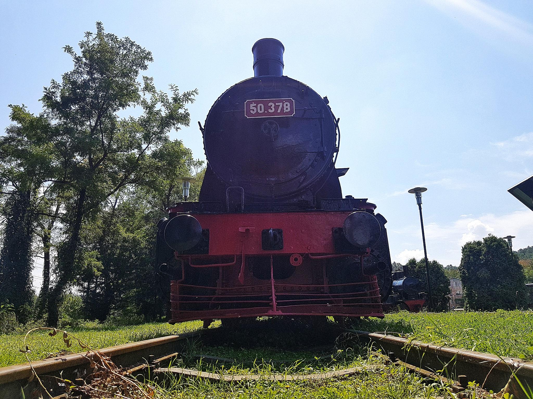 Steam locomotive by RihleaValentin