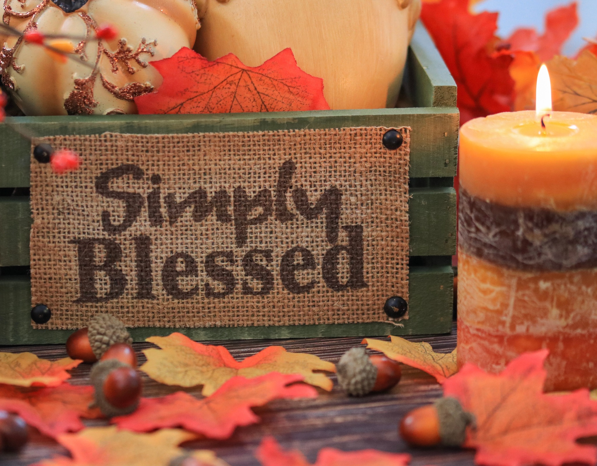 Simply blessed  by Mechelle Brooks
