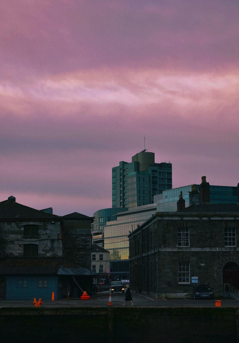 The Docks by Maeve Palmer