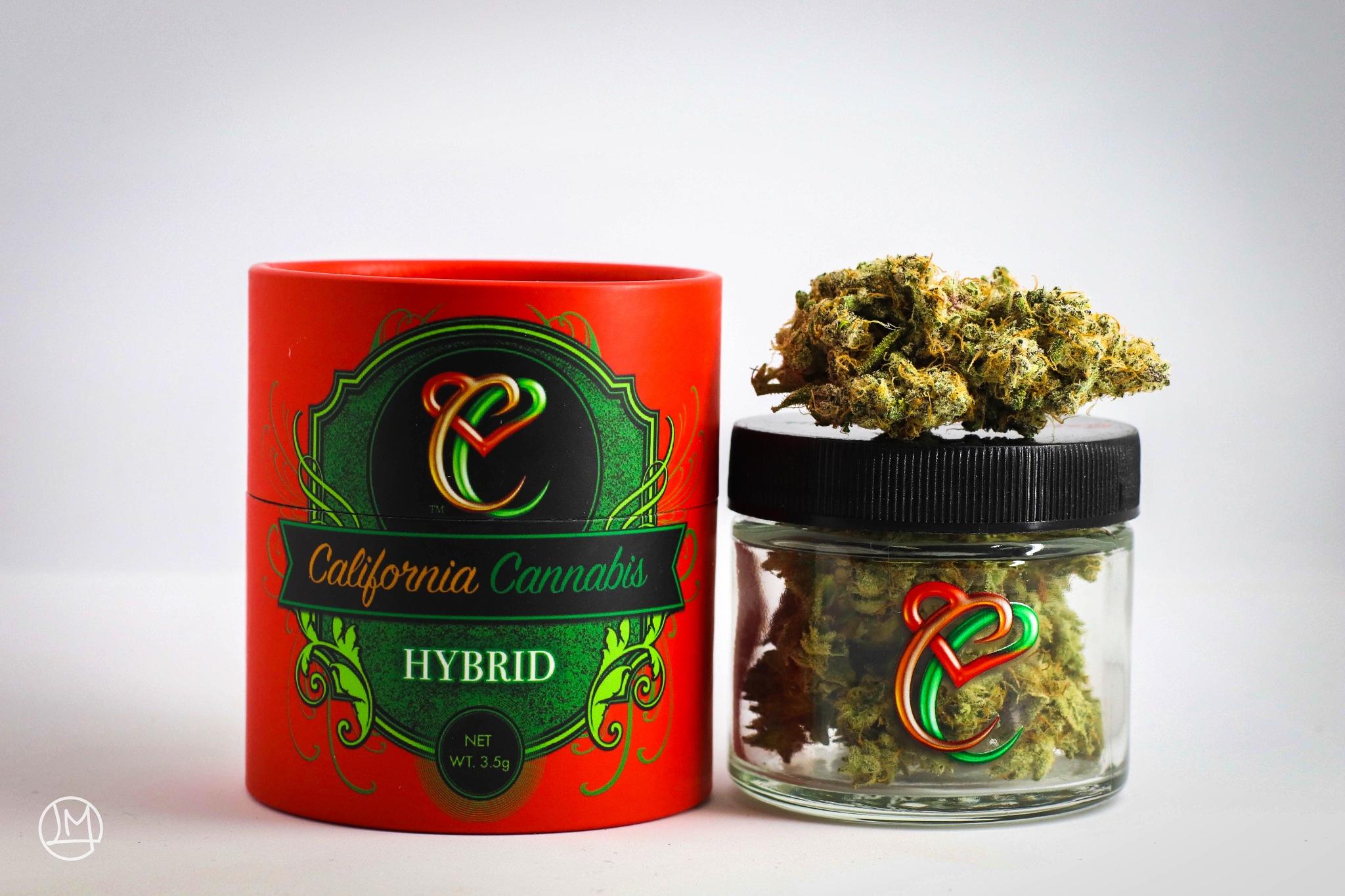 California Cannabis Product Photo by Liam Ogawa