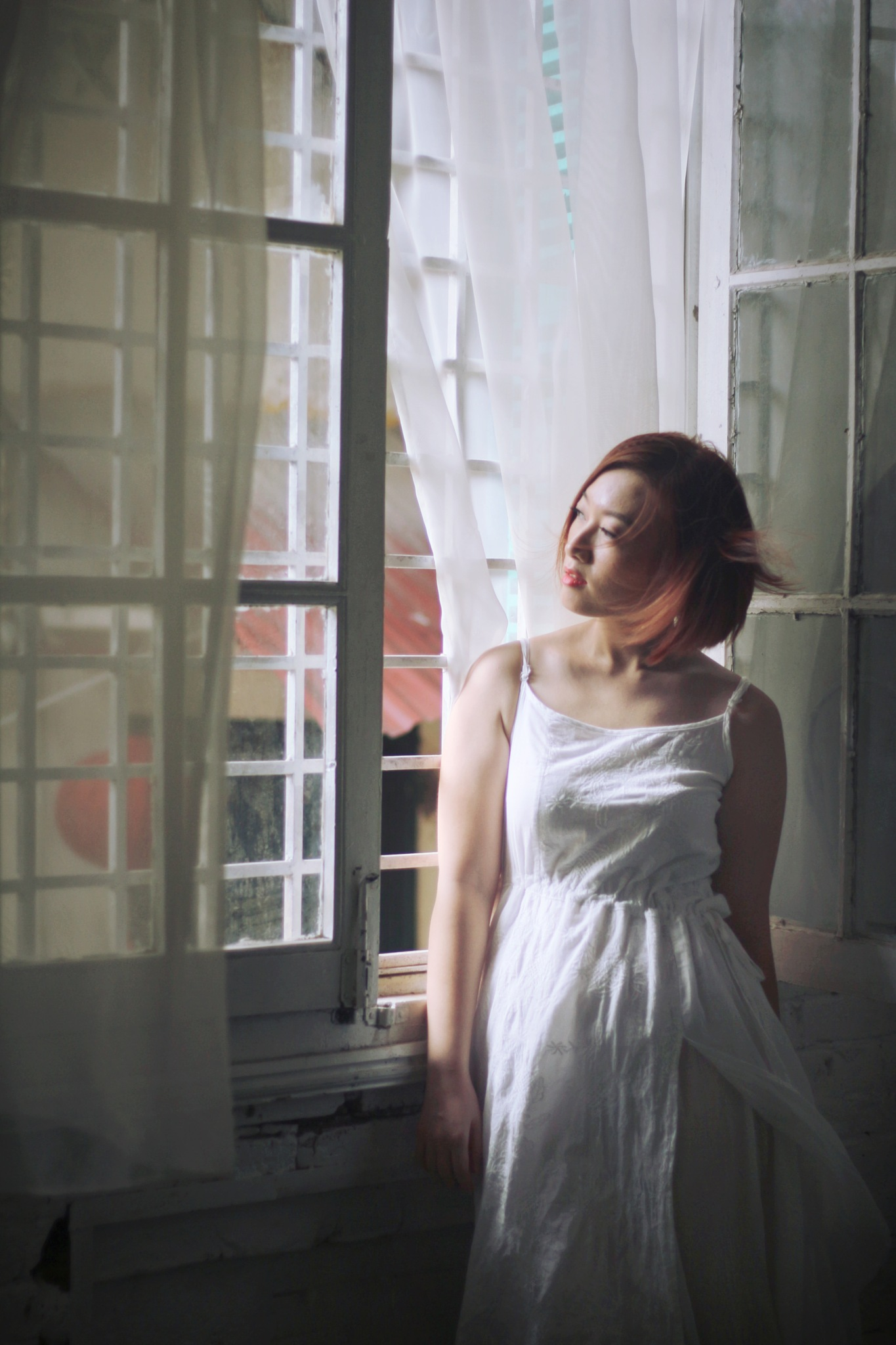 By The Window by Chai Thời Gian
