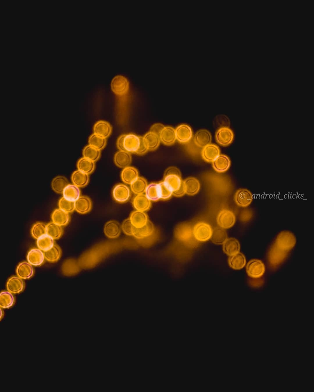 GOLDEN-BOKEH⚡ by _android_clicks_