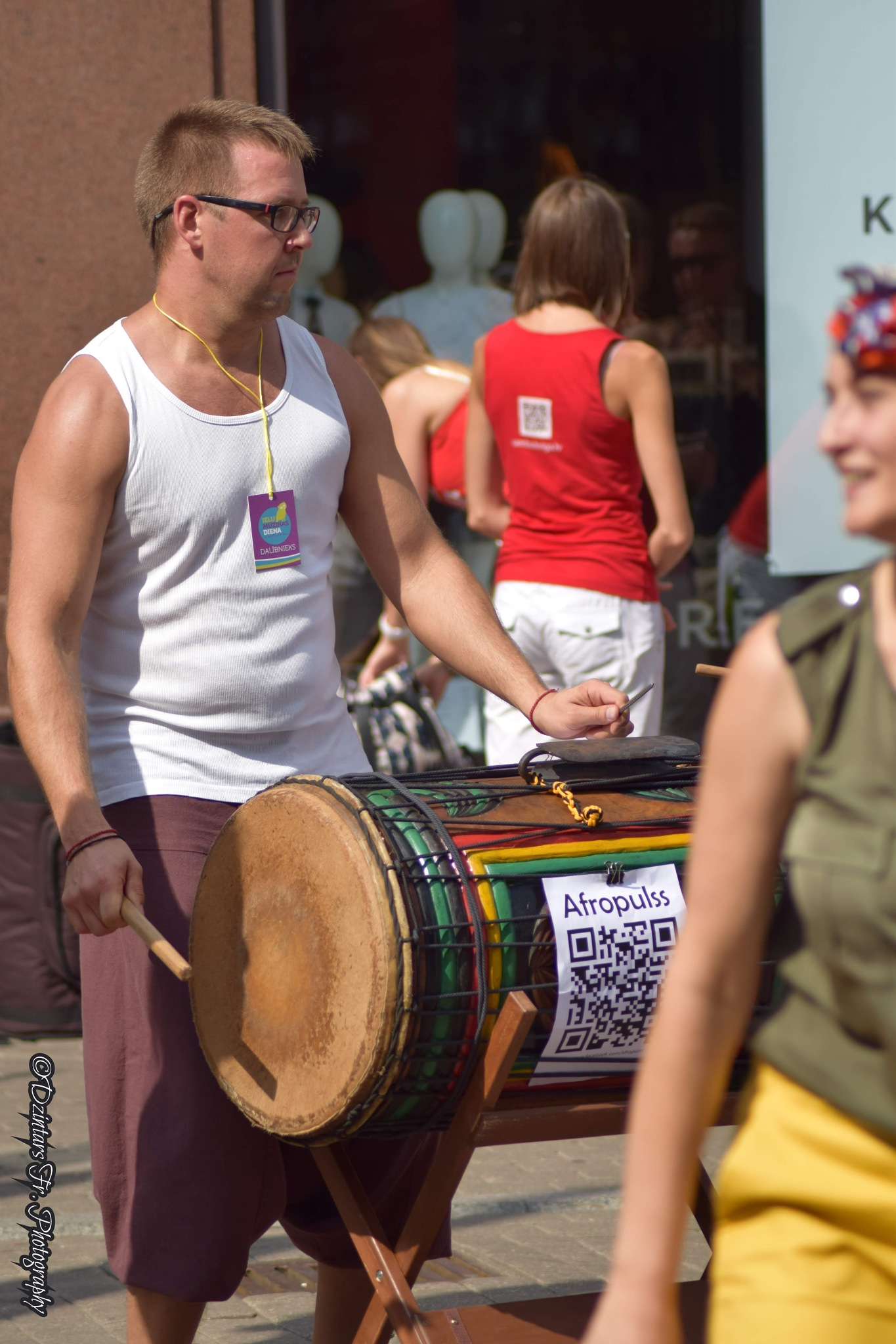 Street Music Day. by Dzintars Fridmanis