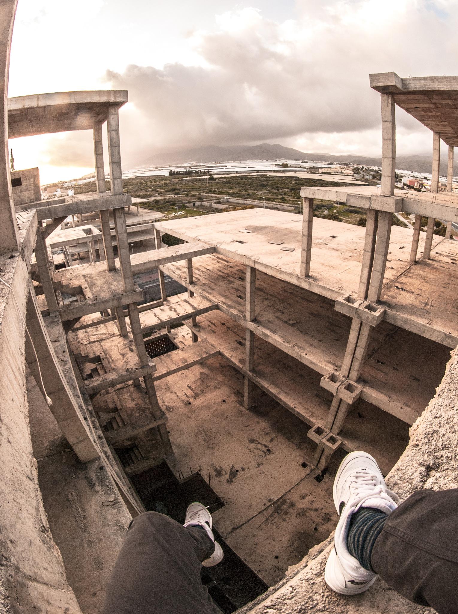 rooftoping by Ivan Ovseenko