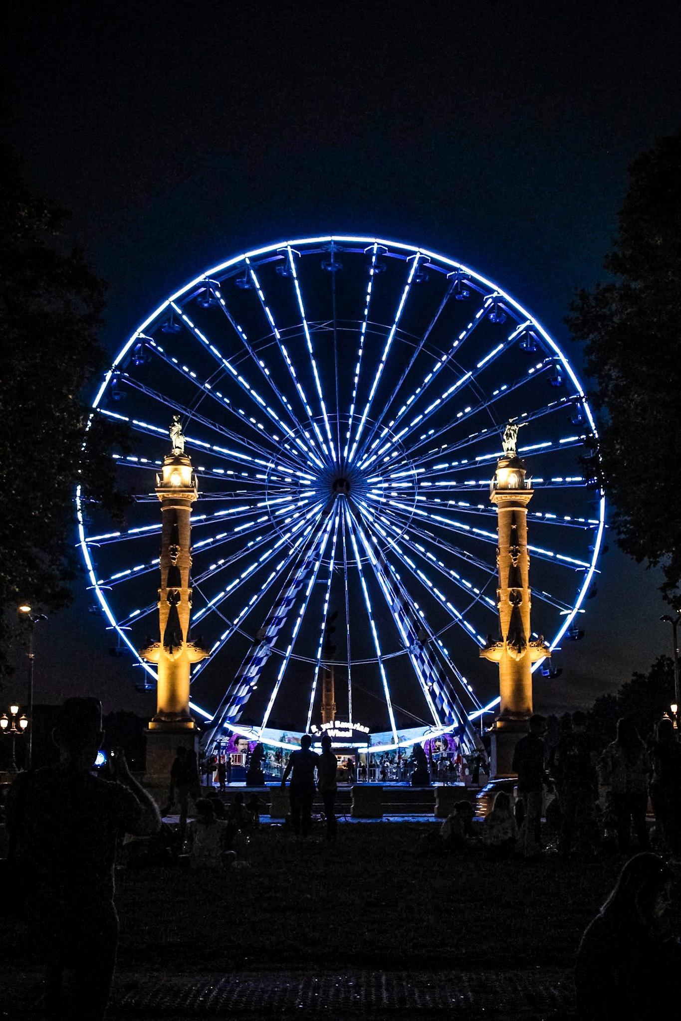 Big Wheel  by Nelly Dupuydenus