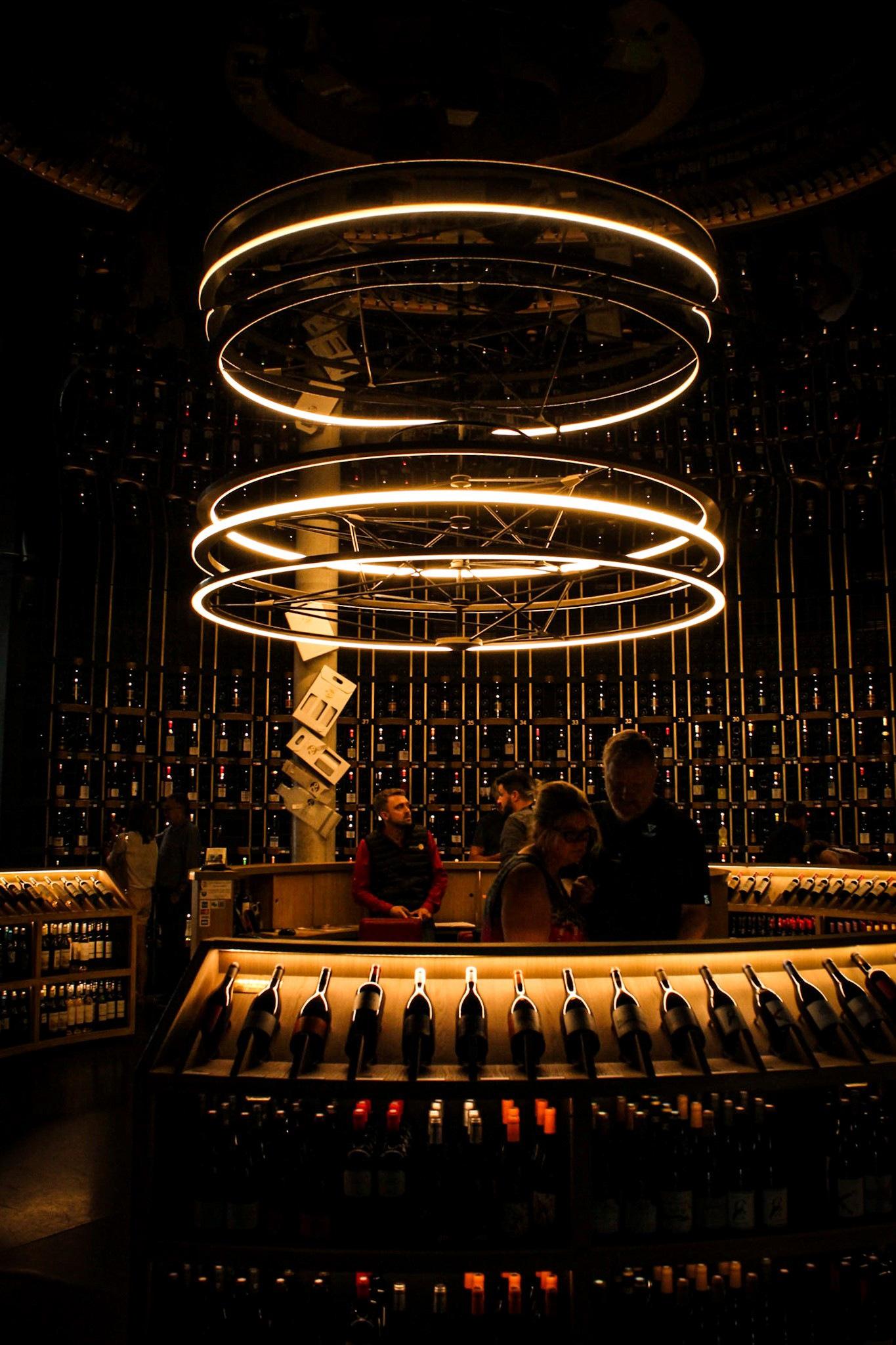 La cité du vin  by Nelly Dupuydenus