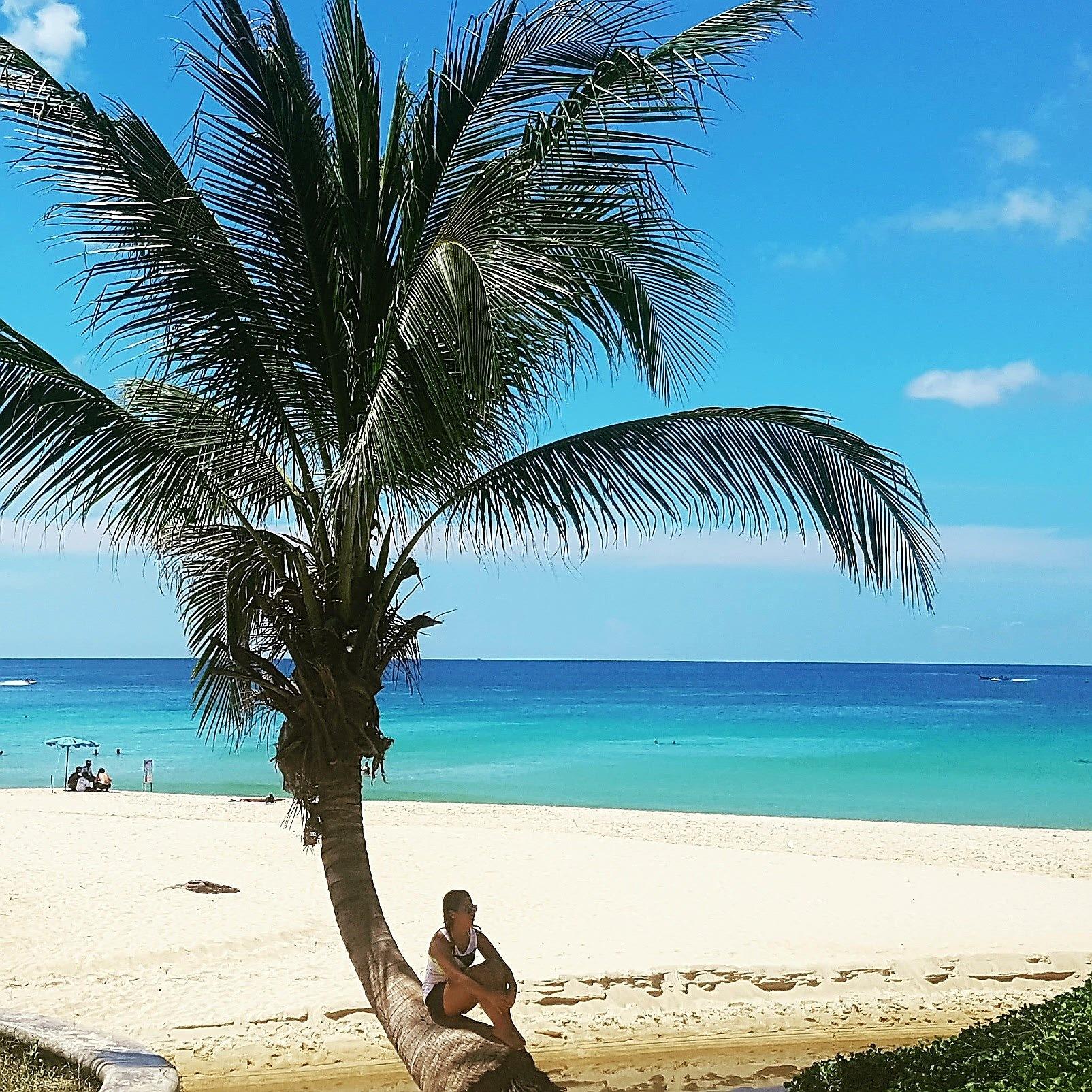 Karon beach Thailand by amalia