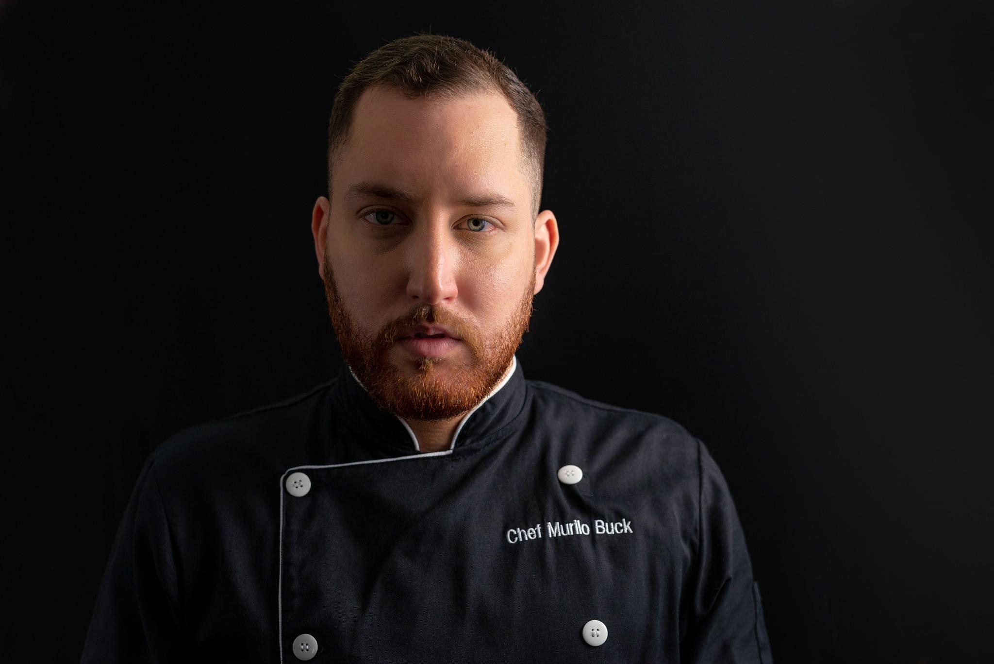 Chef headshot by Pedro Linhares Machado Marchi
