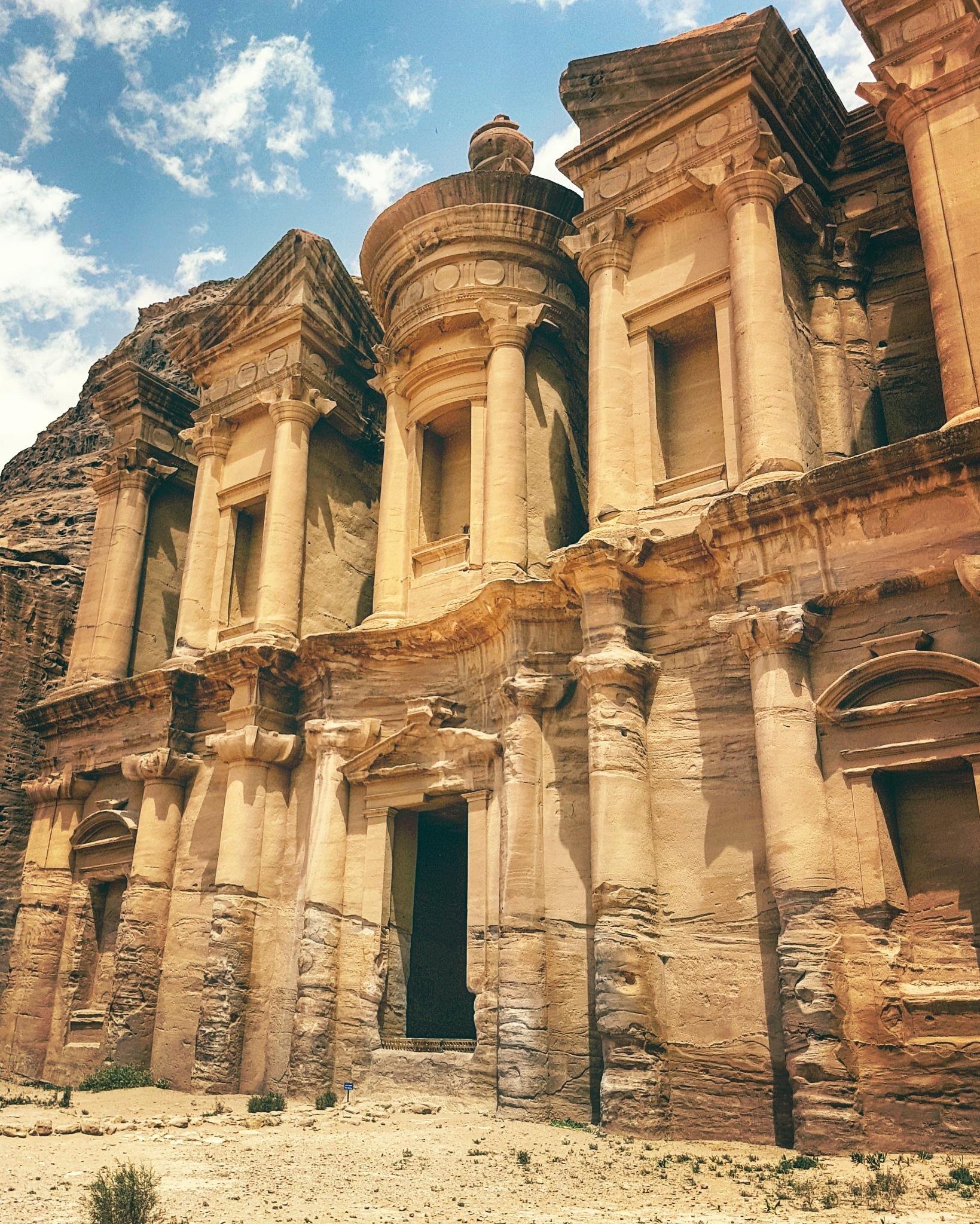 Ancient Cities by Miq Mustafa