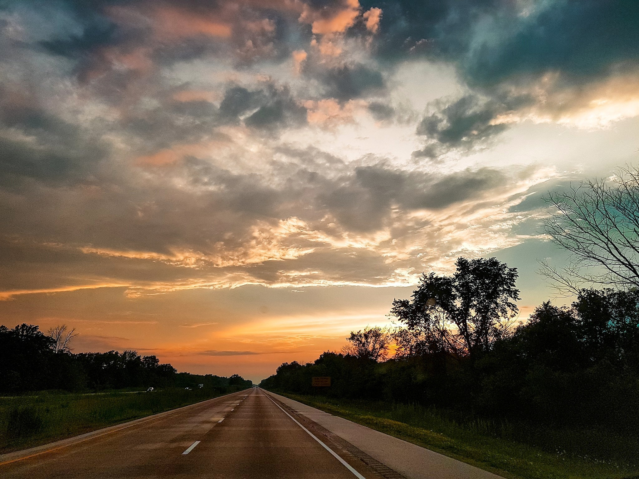 Life on the Road by Miq Mustafa