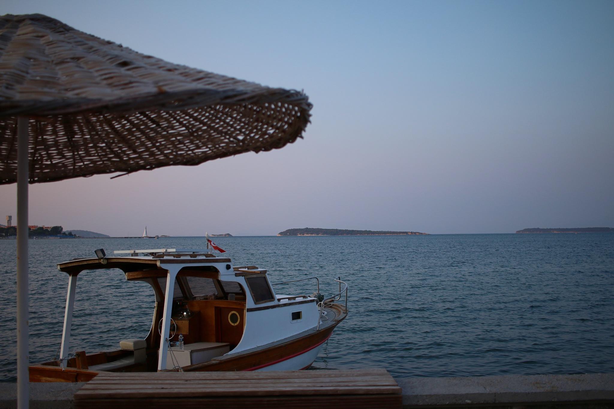 Sunset by Buğra Mert Alkayalar