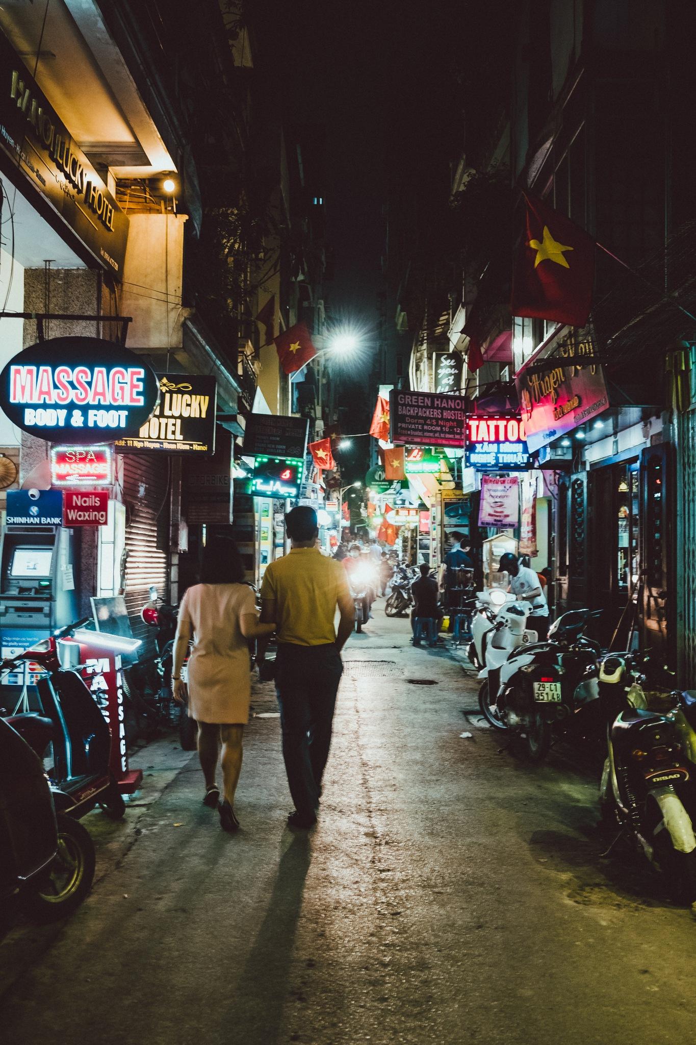 Life in Hanoi by Jason Vu Nguyen