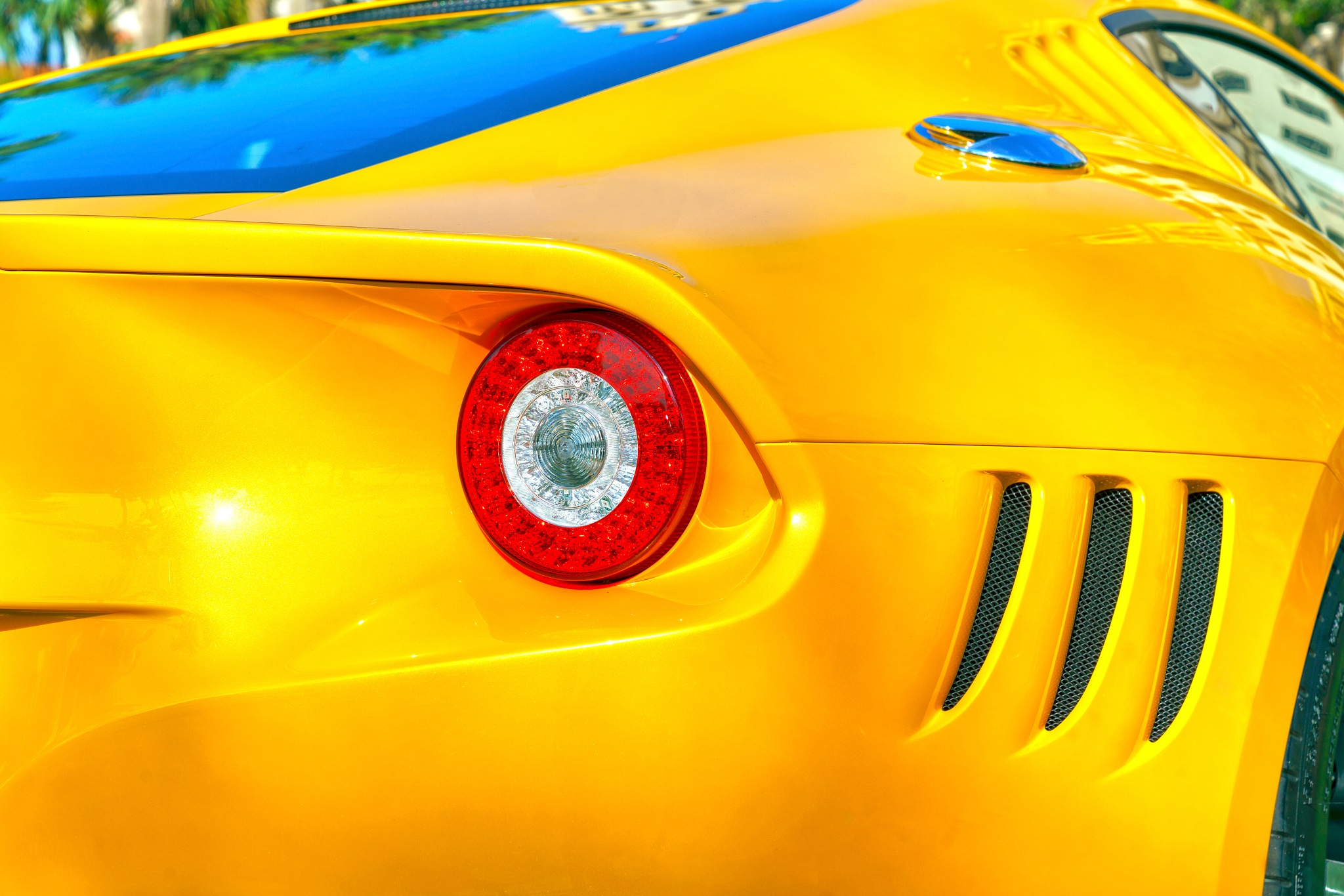 Ferrari SP275 RW Competizione - one off by Terry R. Stahly