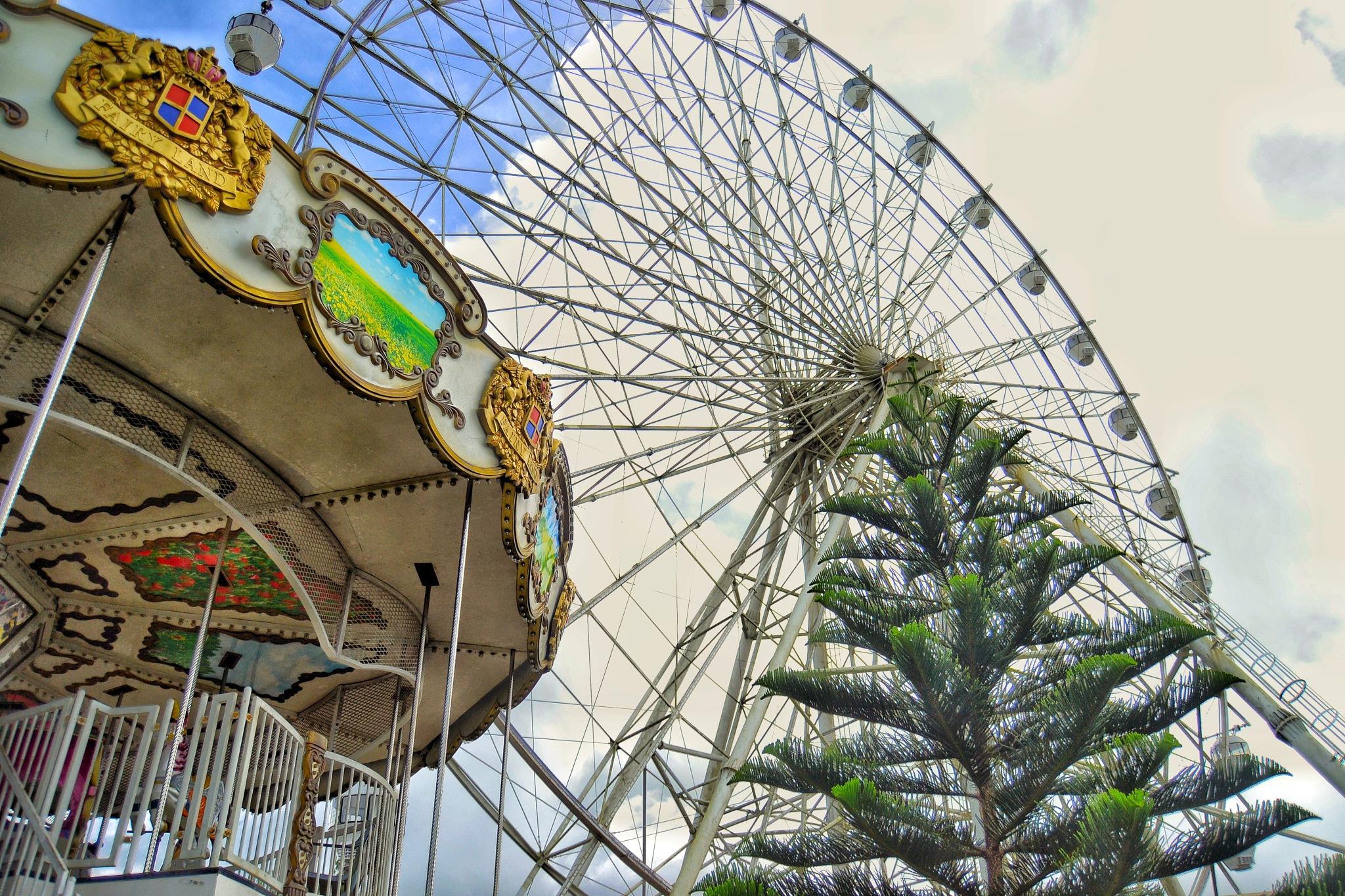 Carnival by Jonbon Libreja