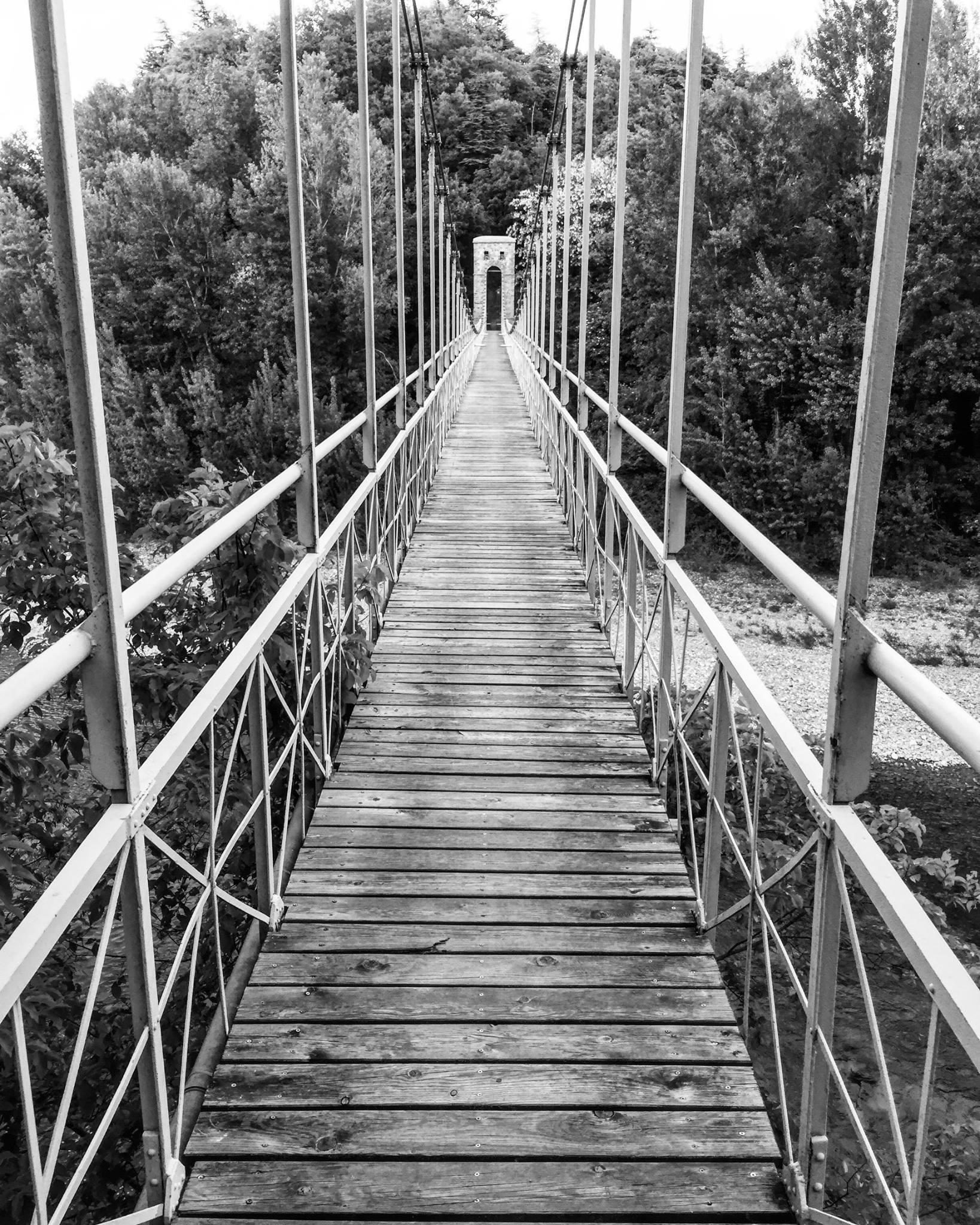 bridge by Ale Caprara