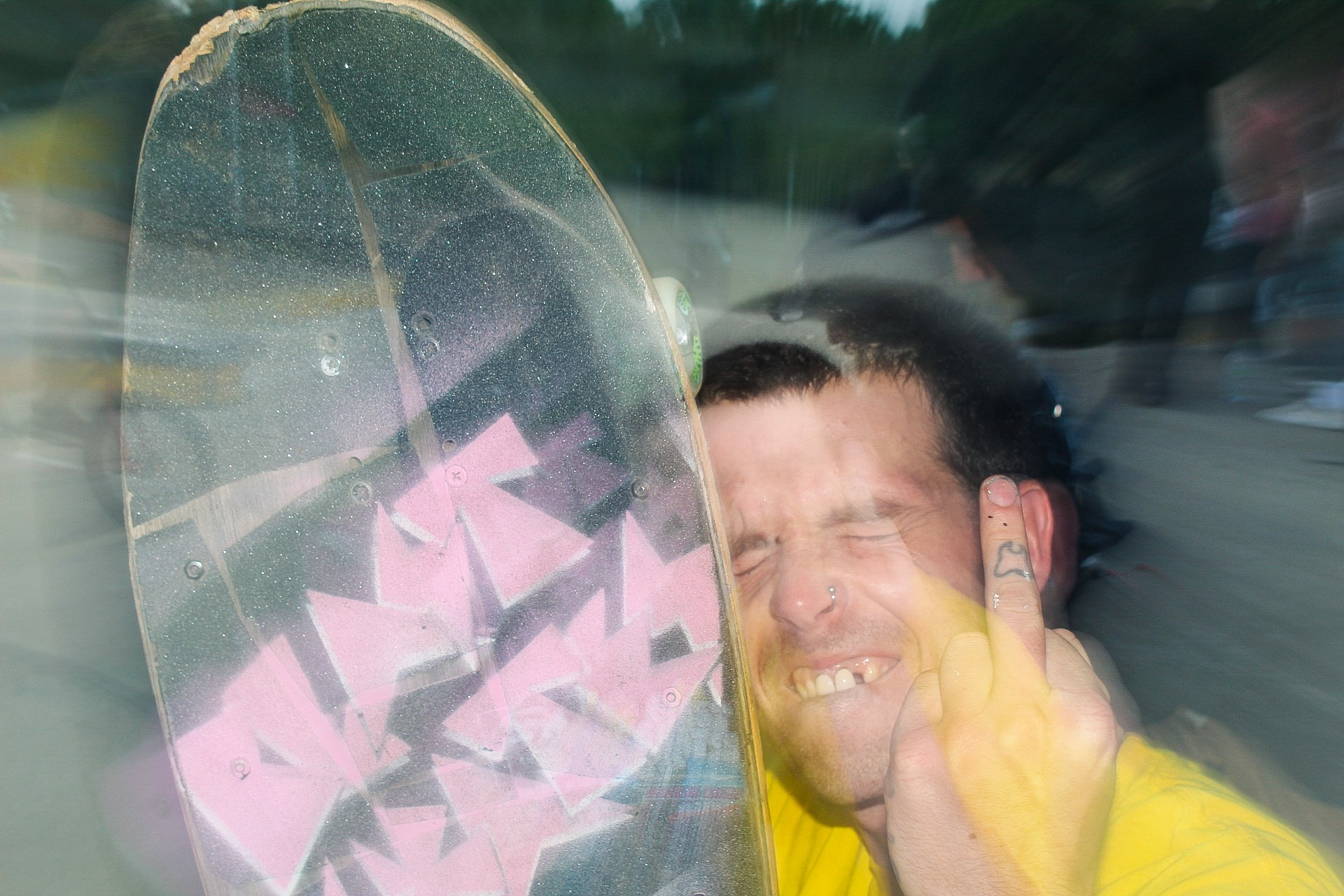 punk as funk  by Dan whitney