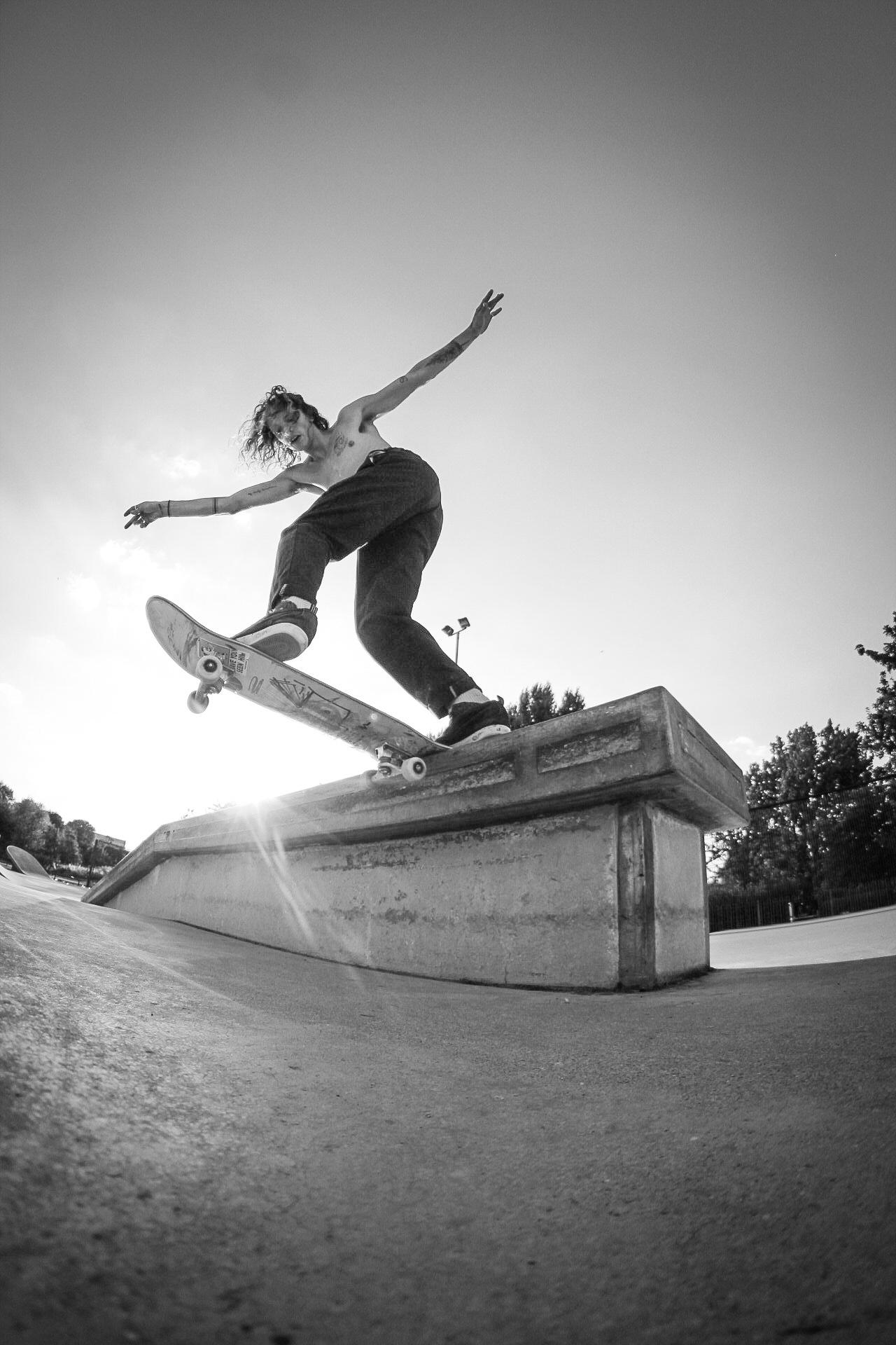 slide on by Dan whitney