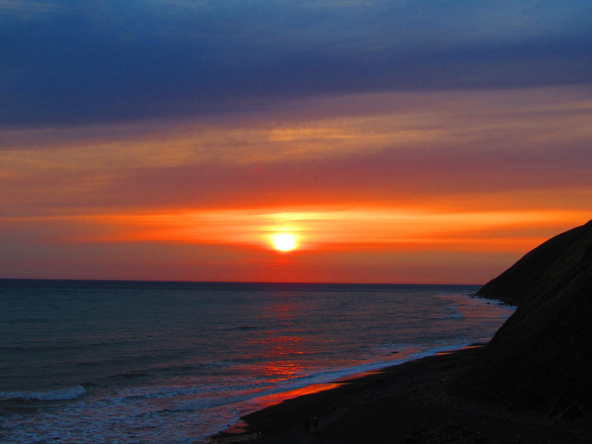 Coastal Warmth by Samantha Acker